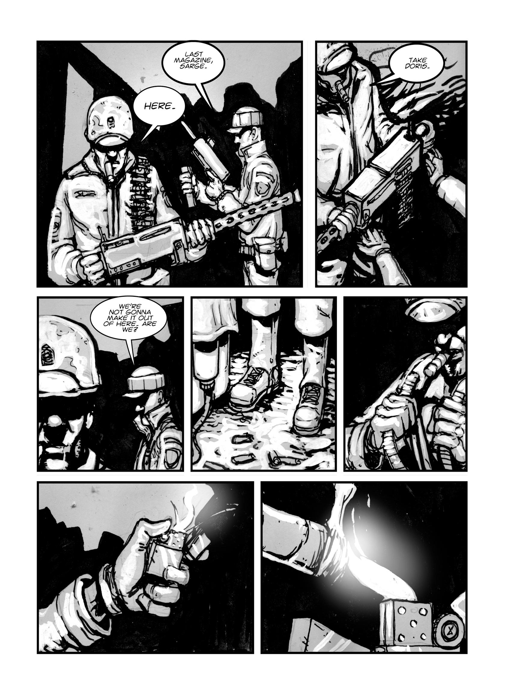 Read online FUBAR comic -  Issue #1 - 141