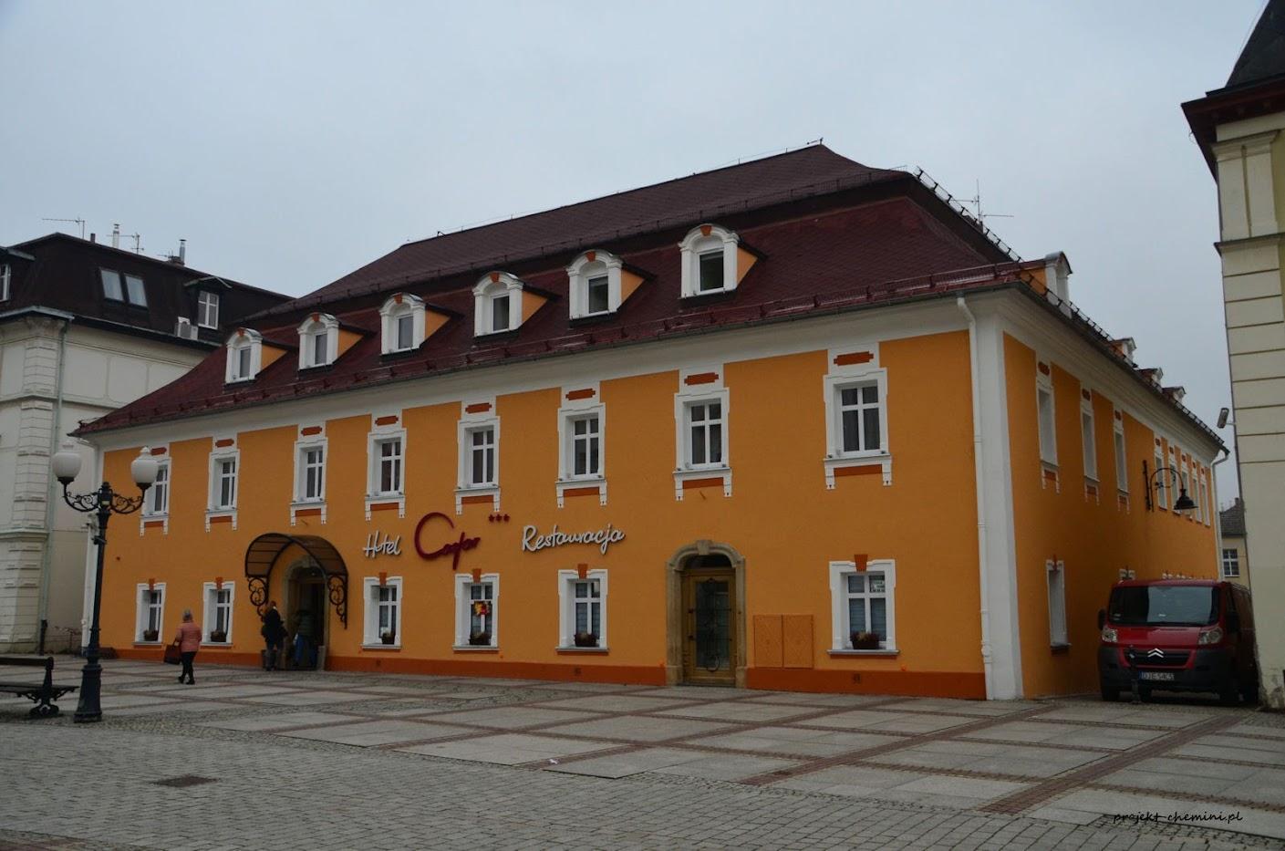 Plac Piastowski - Hotel Caspar