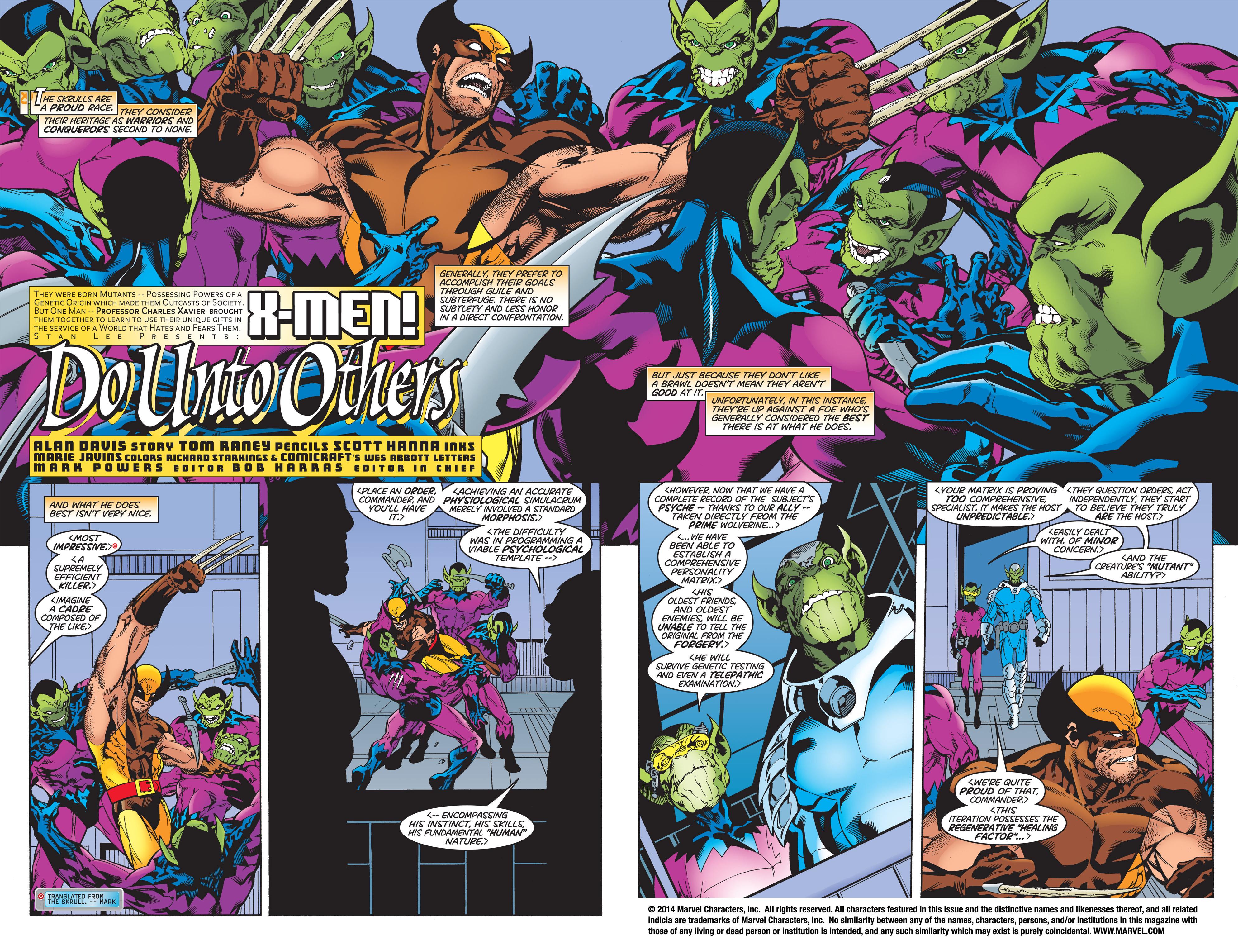 X-Men (1991) 95 Page 2