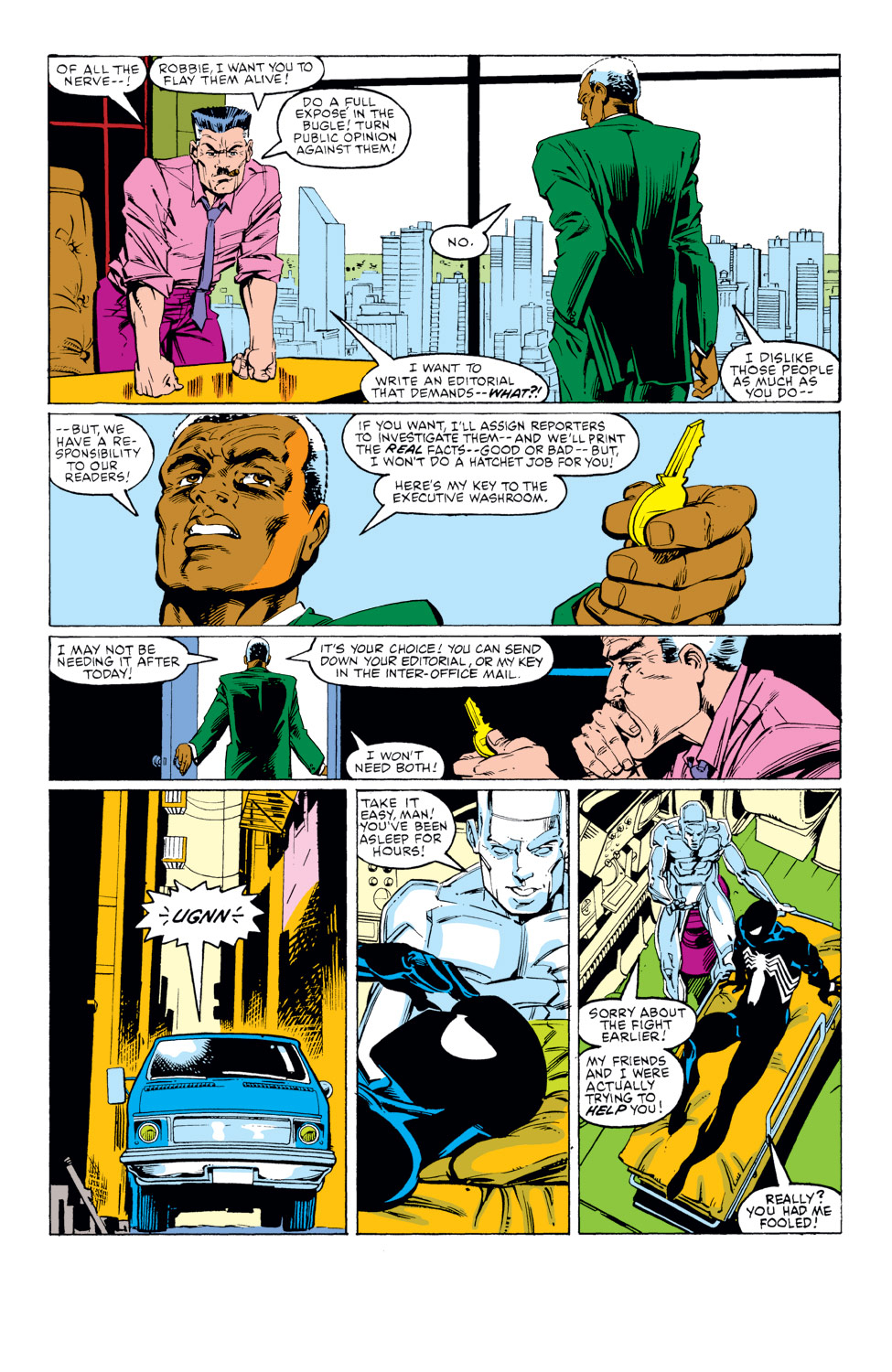 The Amazing Spider-Man (1963) 282 Page 20