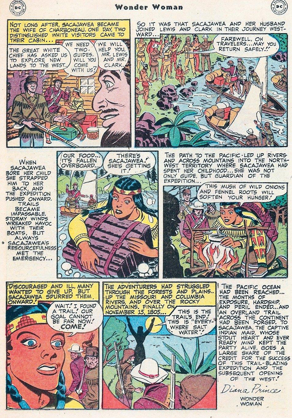 Read online Wonder Woman (1942) comic -  Issue #27 - 18