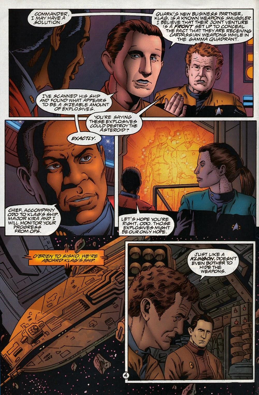 Read online Star Trek: Deep Space Nine (1993) comic -  Issue # _Special 1 - 8