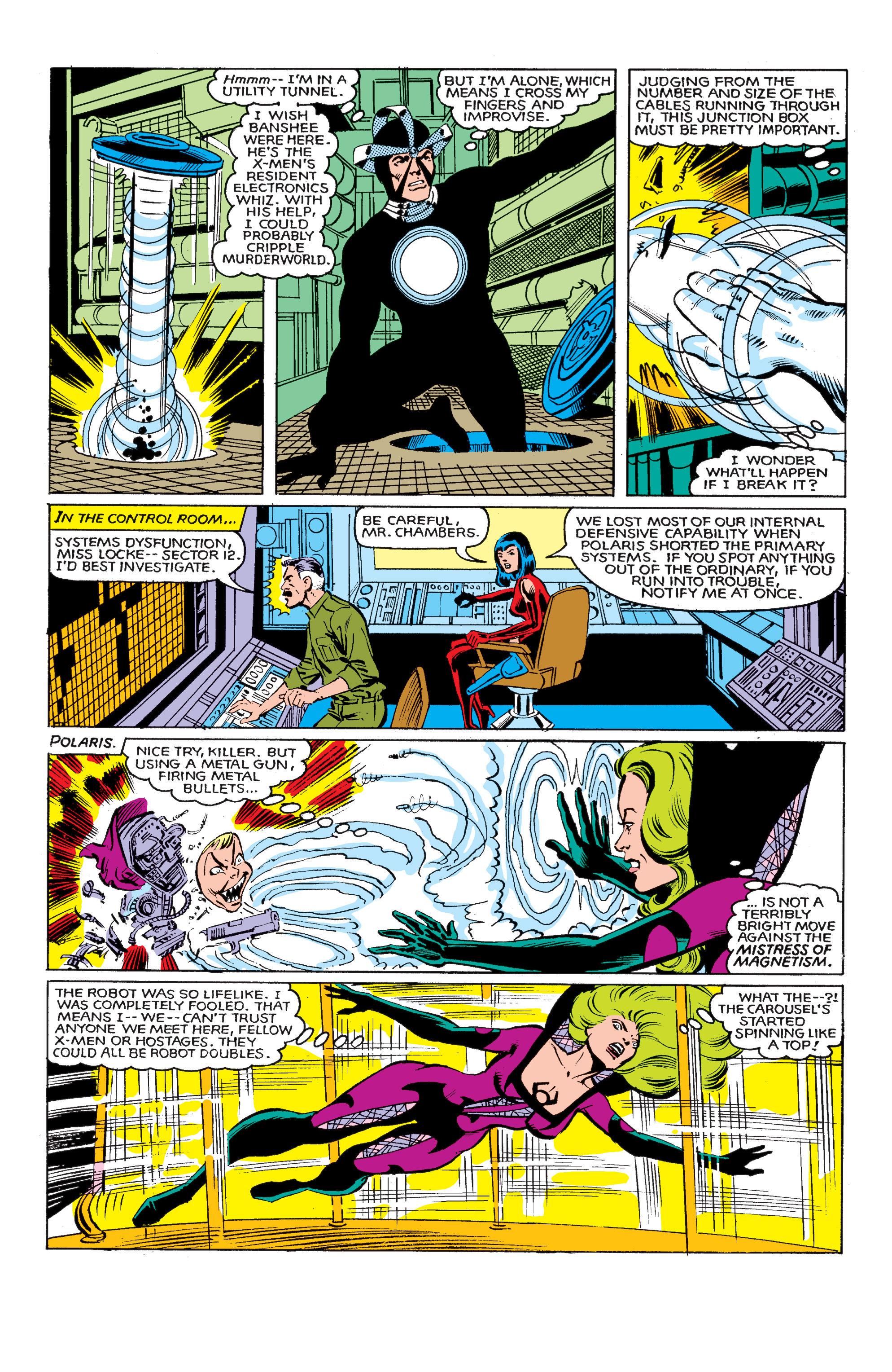 Read online Uncanny X-Men (1963) comic -  Issue #146 - 17