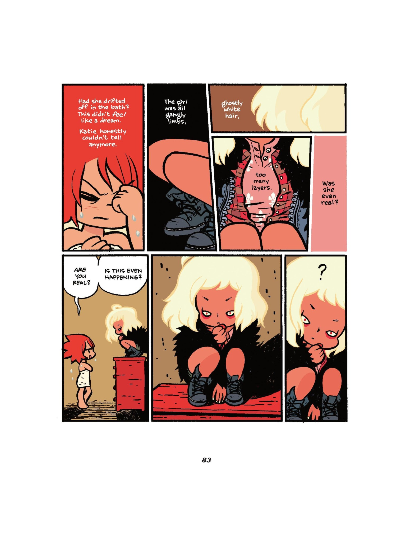 Read online Seconds comic -  Issue # Full - 85