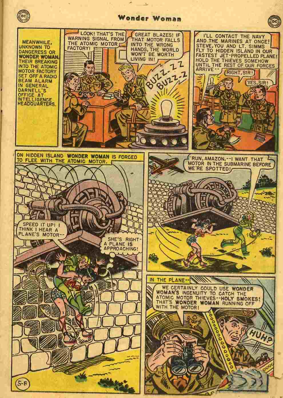 Read online Wonder Woman (1942) comic -  Issue #44 - 18