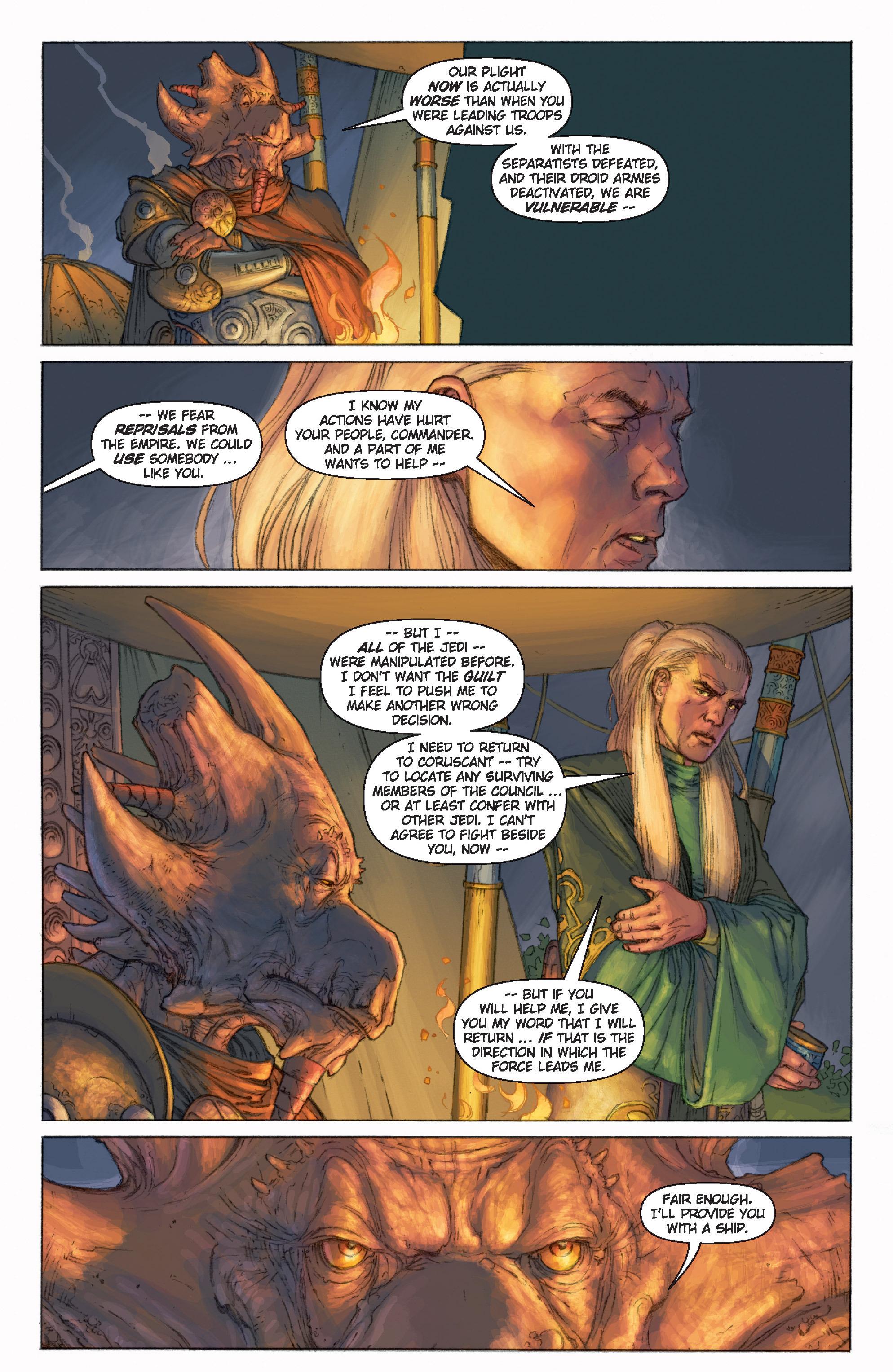 Read online Star Wars Omnibus comic -  Issue # Vol. 31 - 34