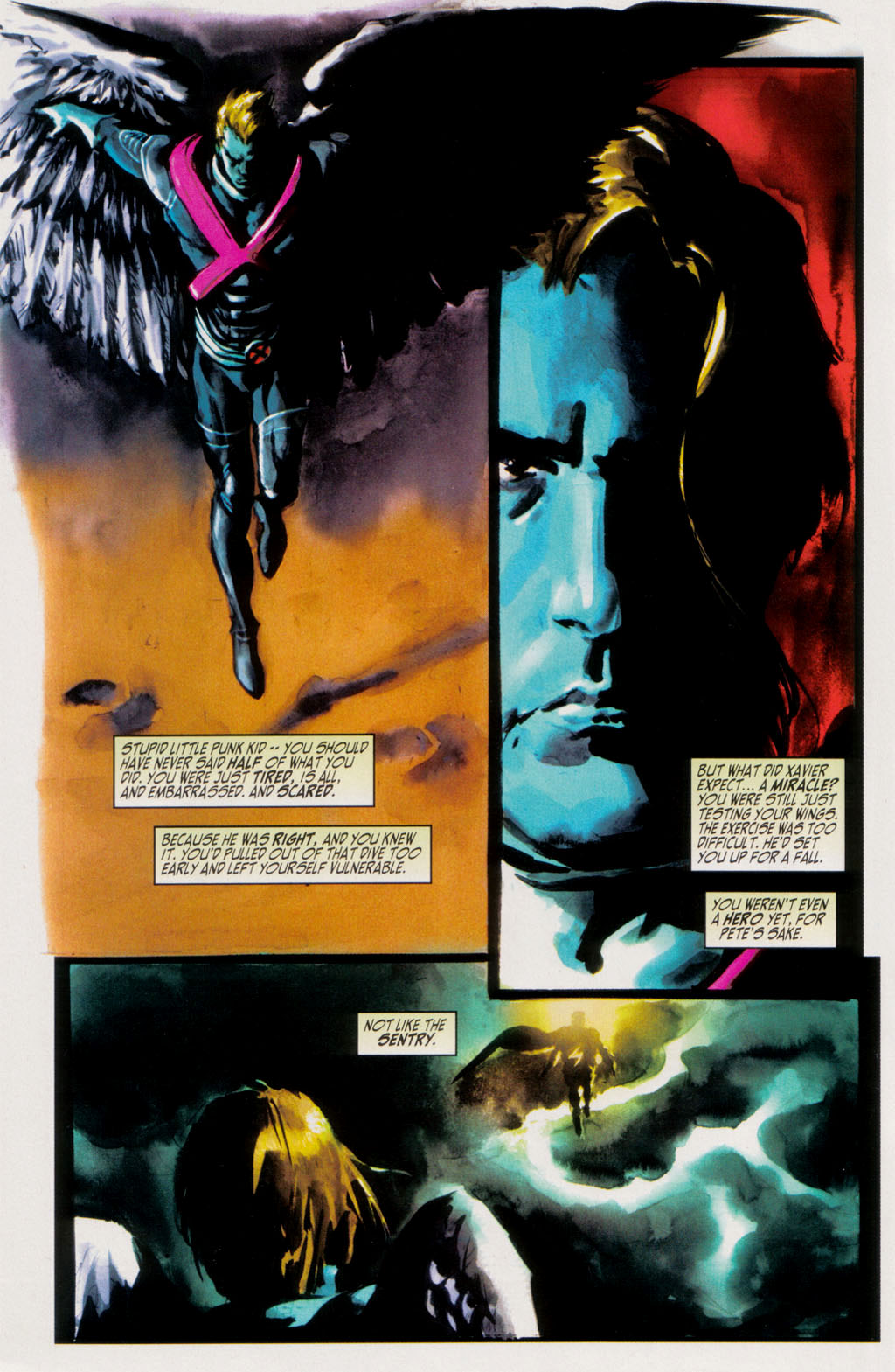 Read online Sentry/X-Men comic -  Issue # Full - 13