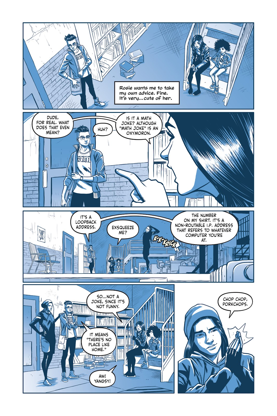 Read online Under the Moon: A Catwoman Tale comic -  Issue # TPB (Part 2) - 44