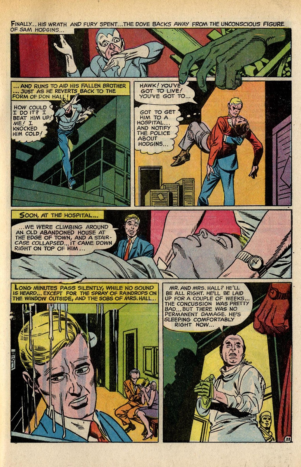 The Hawk and the Dove issue 5 - Page 29
