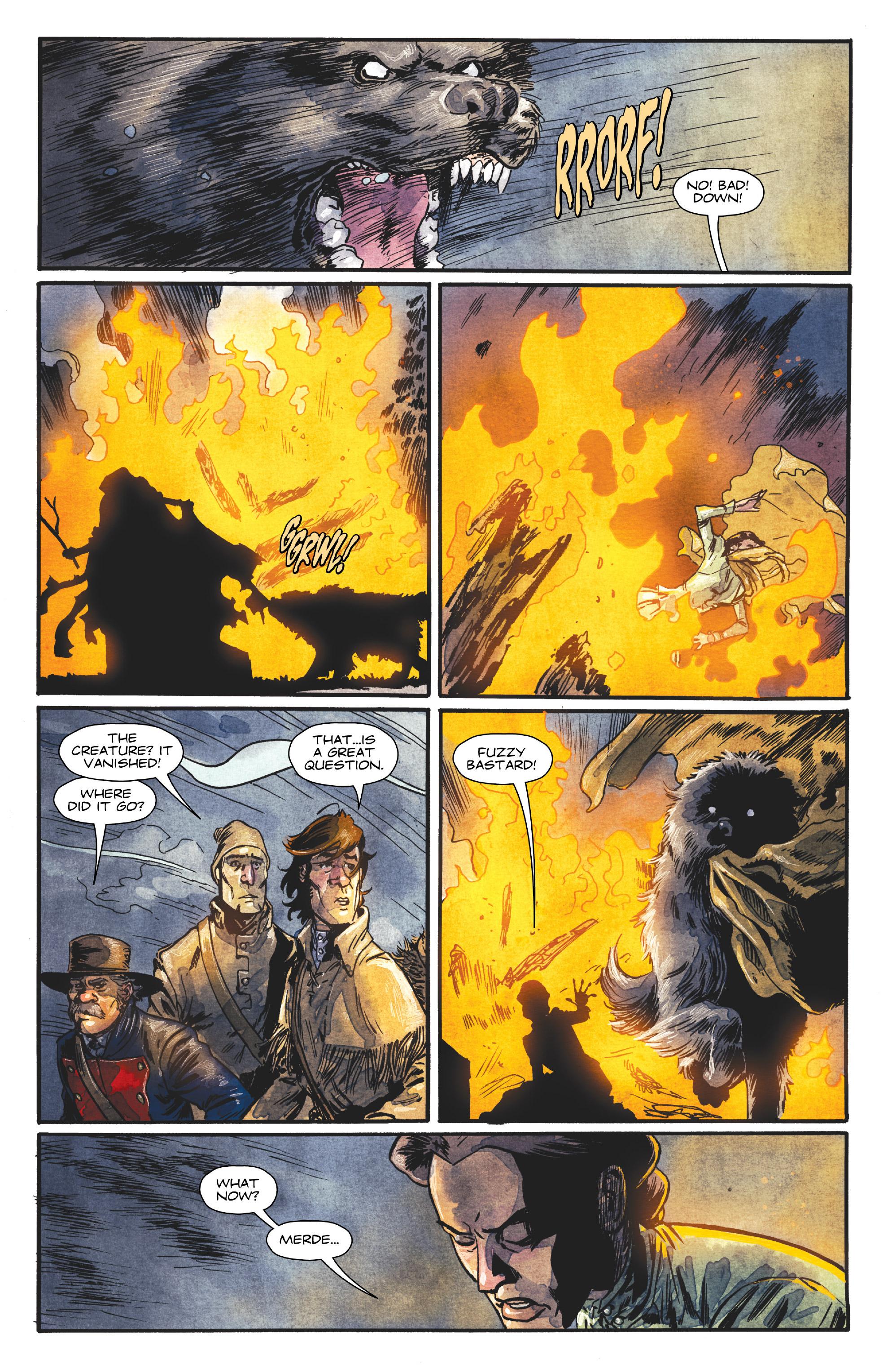 Read online Manifest Destiny comic -  Issue #29 - 7