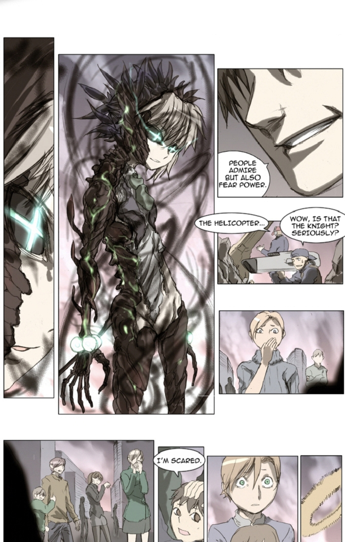 Knight Run Chapter 106: A Village Where You Are - Part 30