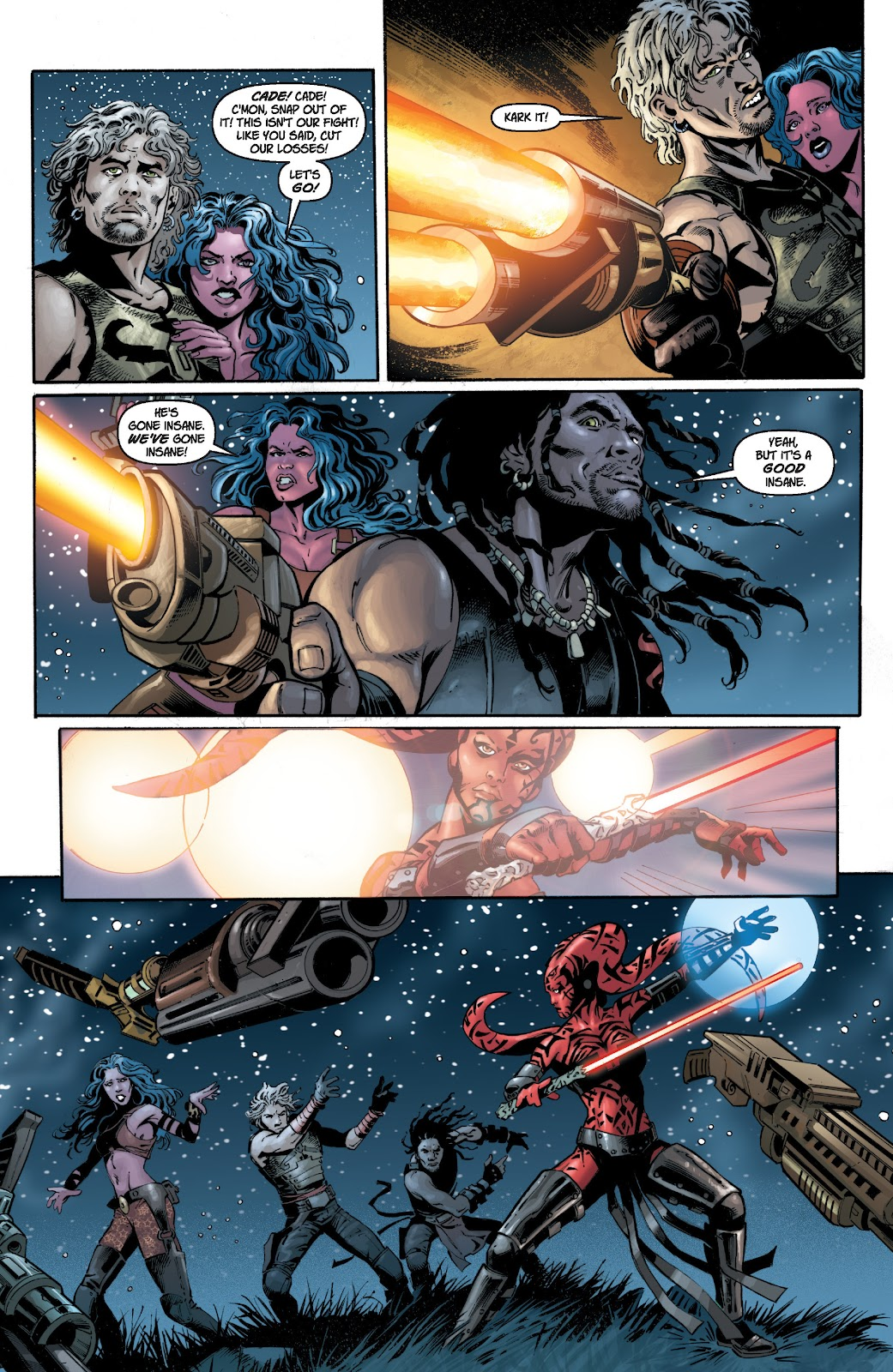 Read online Star Wars Legends: Legacy - Epic Collection comic -  Issue # TPB 1 (Part 1) - 94