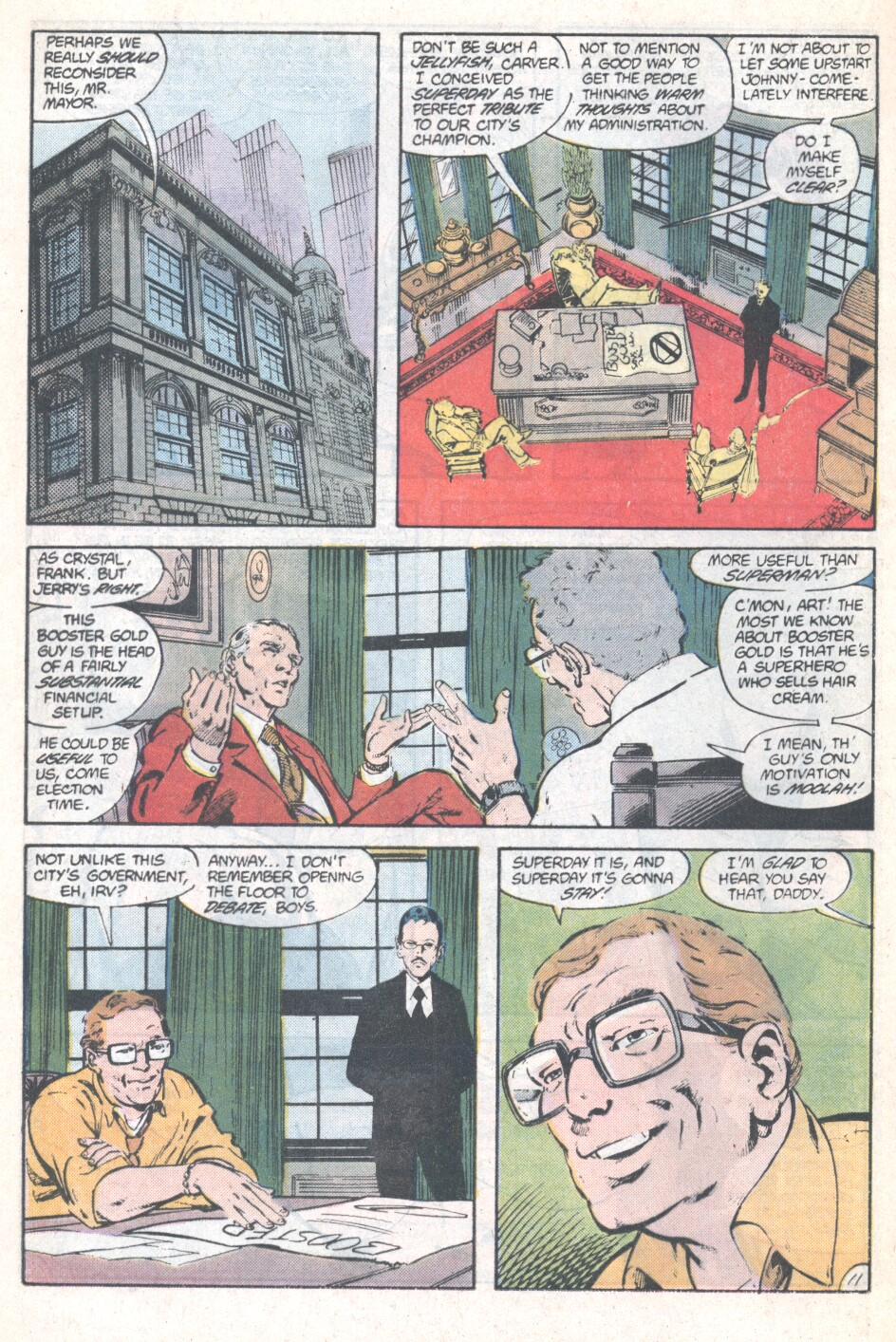 Action Comics (1938) 594 Page 11