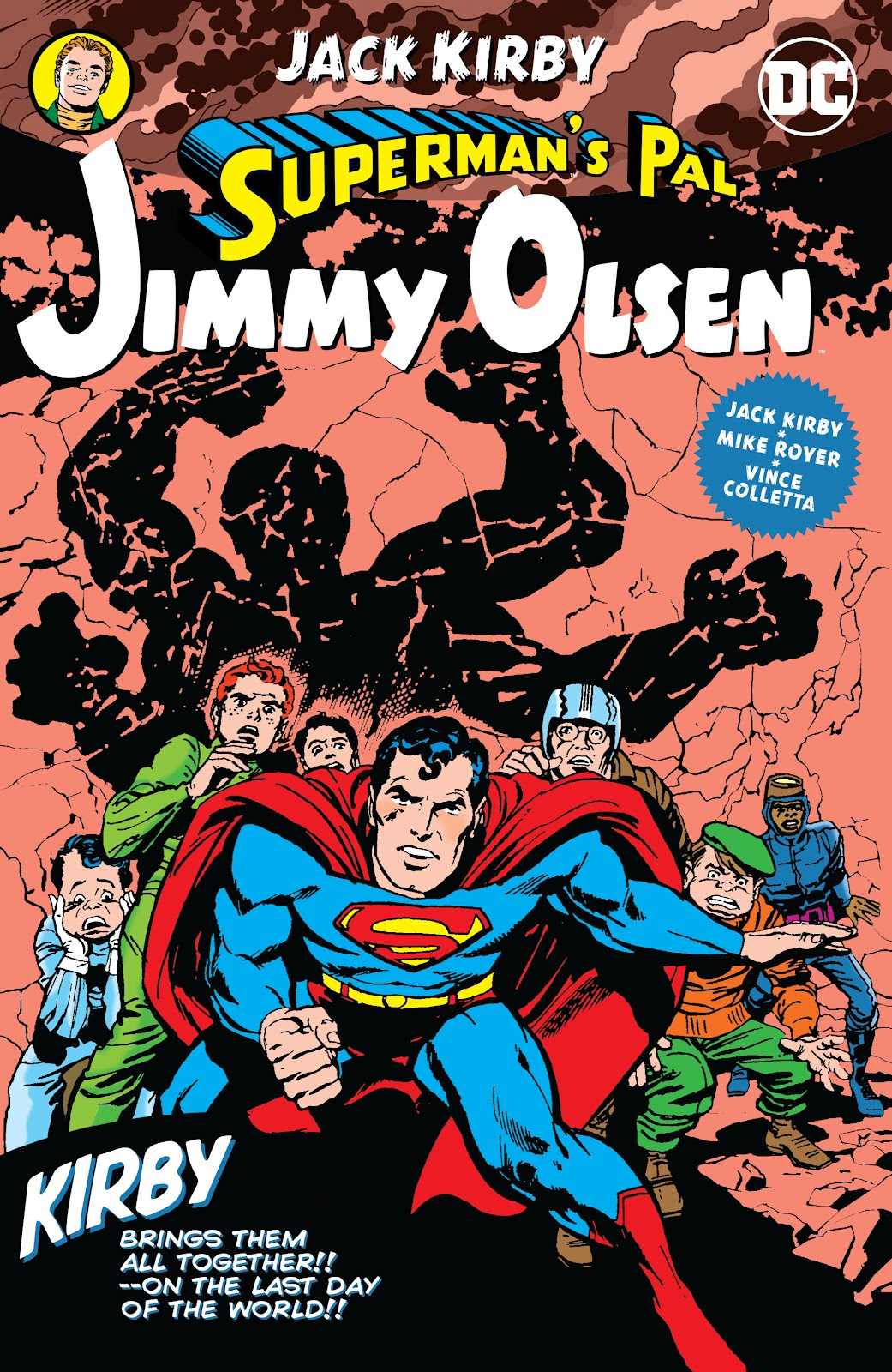 Read online Superman's Pal, Jimmy Olsen by Jack Kirby comic -  Issue # TPB (Part 1) - 1