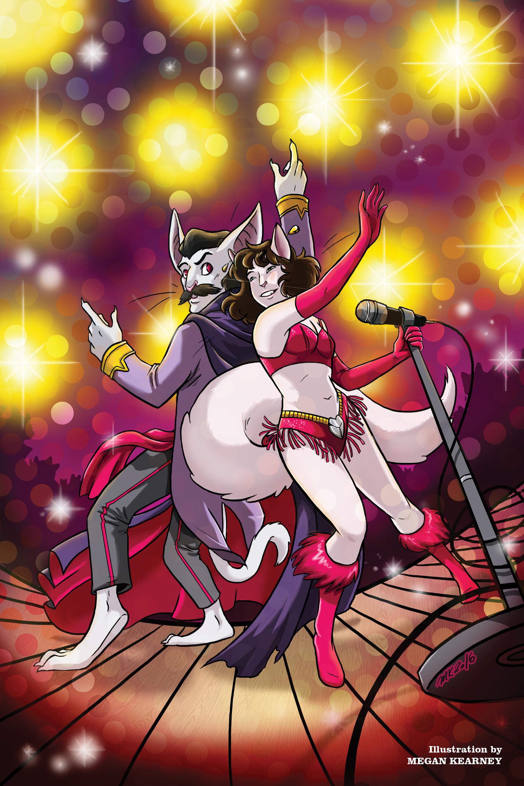 Read online Angel Catbird comic -  Issue # TPB 2 - 84