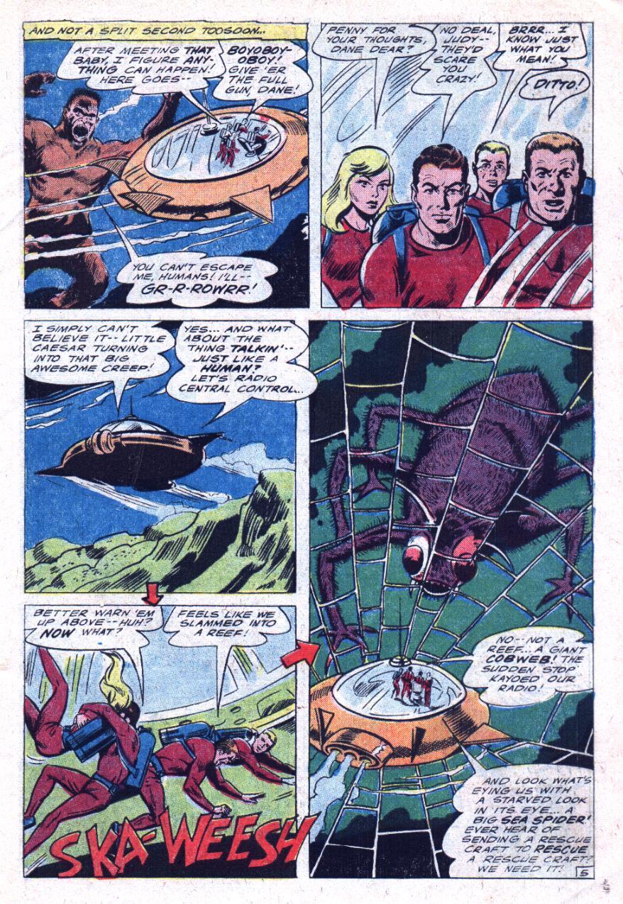 Read online Sea Devils comic -  Issue #30 - 8