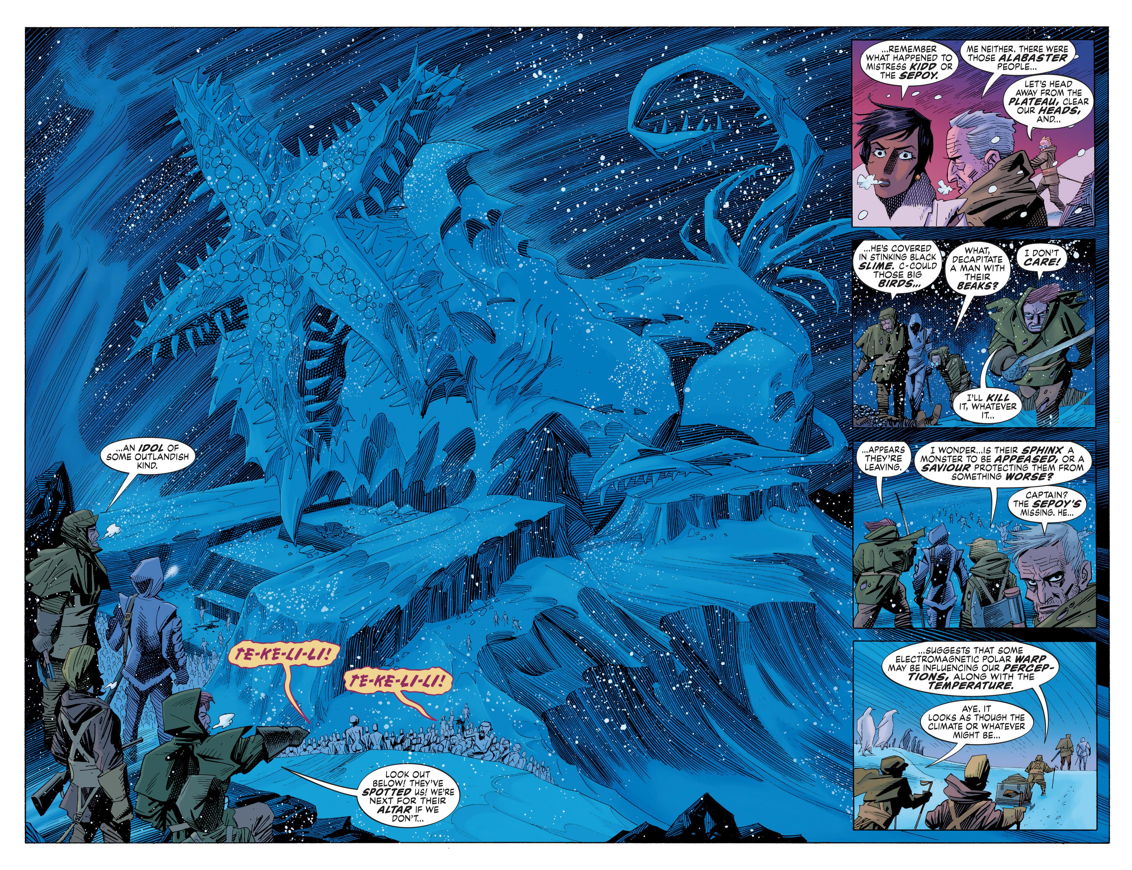 Read online Nemo: Heart of Ice comic -  Issue # Full - 32