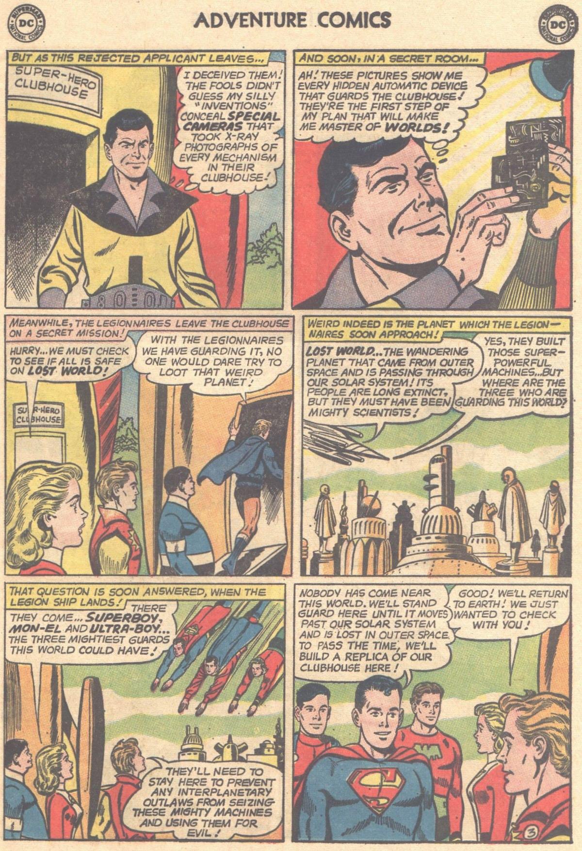 Read online Adventure Comics (1938) comic -  Issue #501 - 13