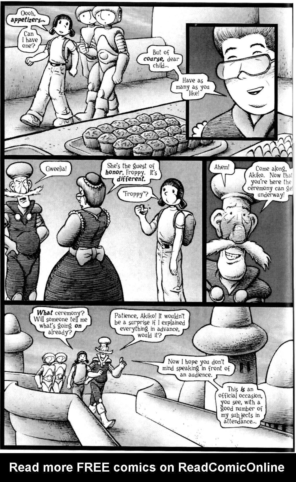 Read online Akiko comic -  Issue #Akiko _TPB 7 - 27