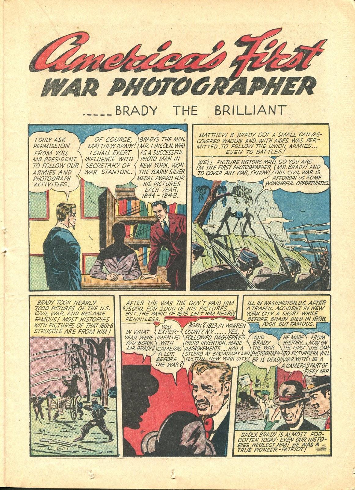 Read online Super-Magician Comics comic -  Issue #21 - 31