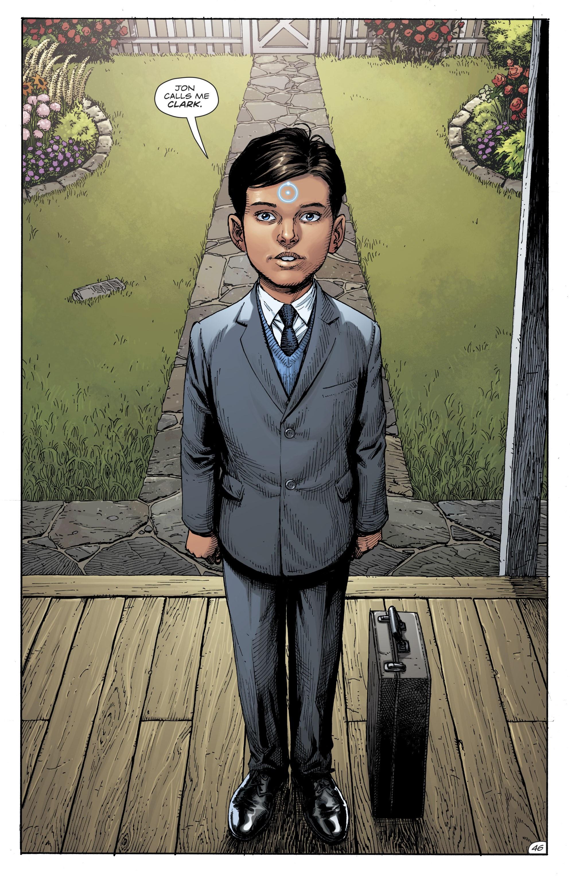 曼哈頓博士修復DC宇宙並因超人重拾人性!《毀滅日時鐘》最終回解析(1)