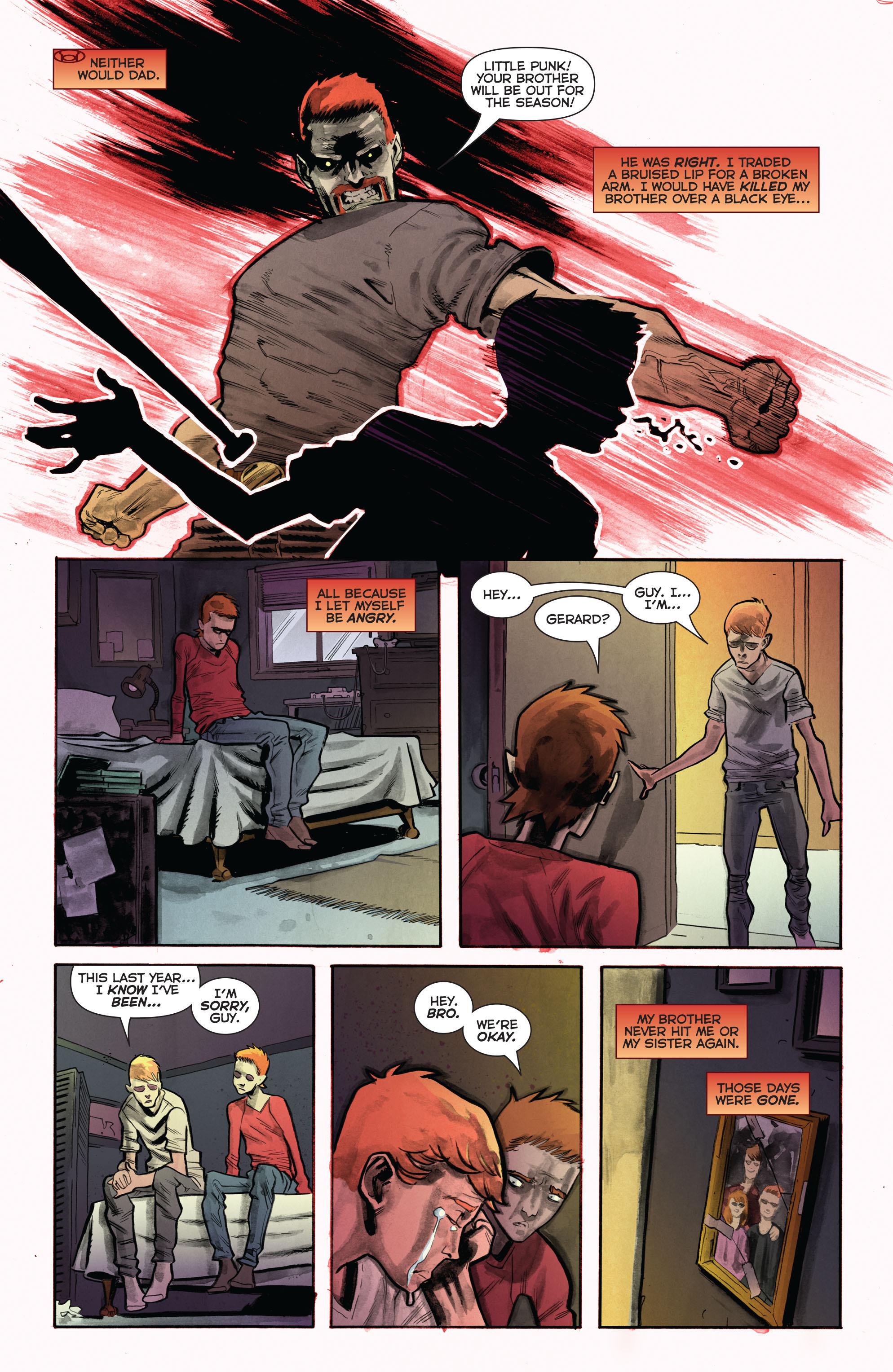 Read online Secret Origins (2014) comic -  Issue #11 - 6