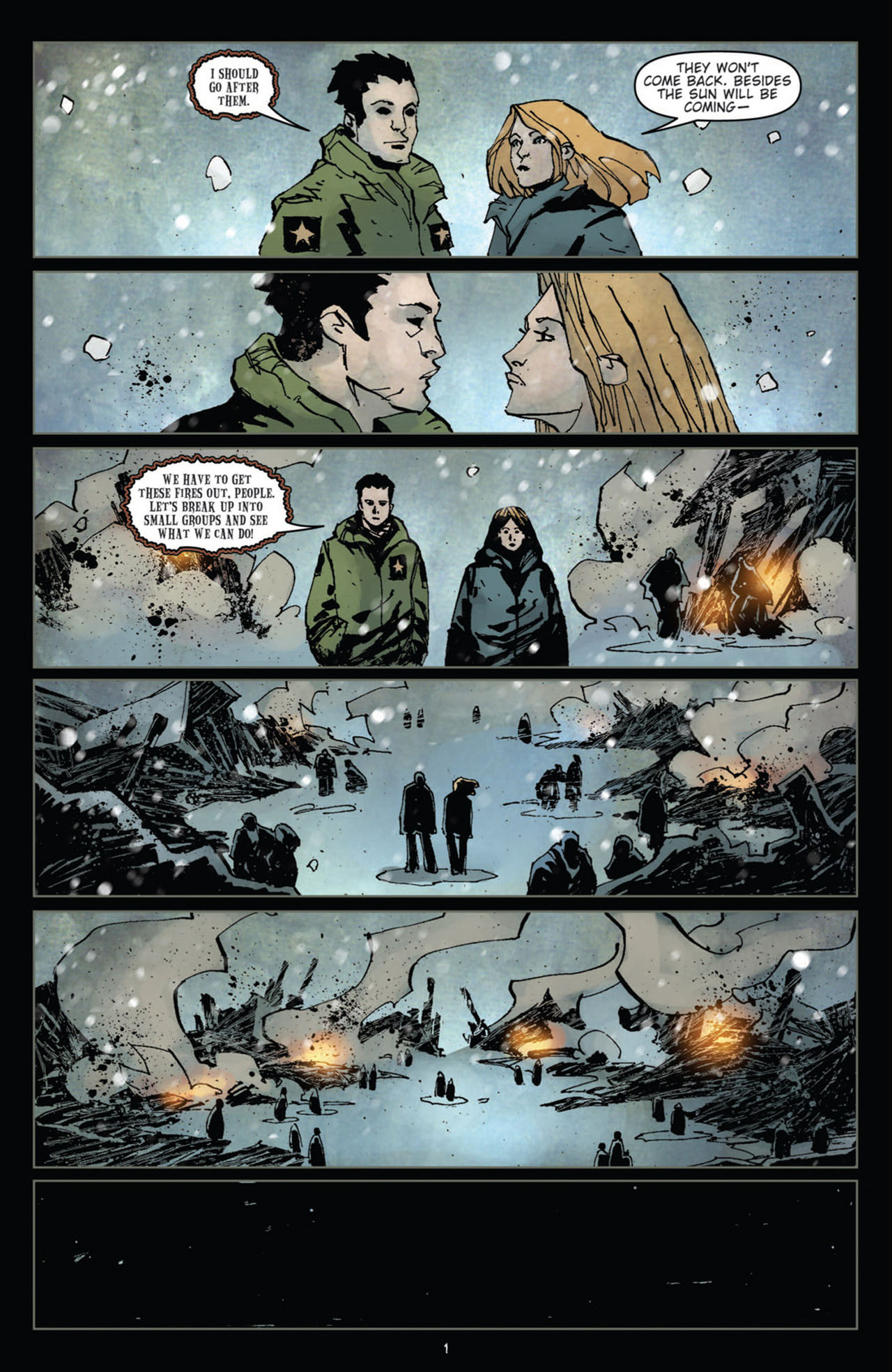 Read online 30 Days of Night (2011) comic -  Issue #12 - 3
