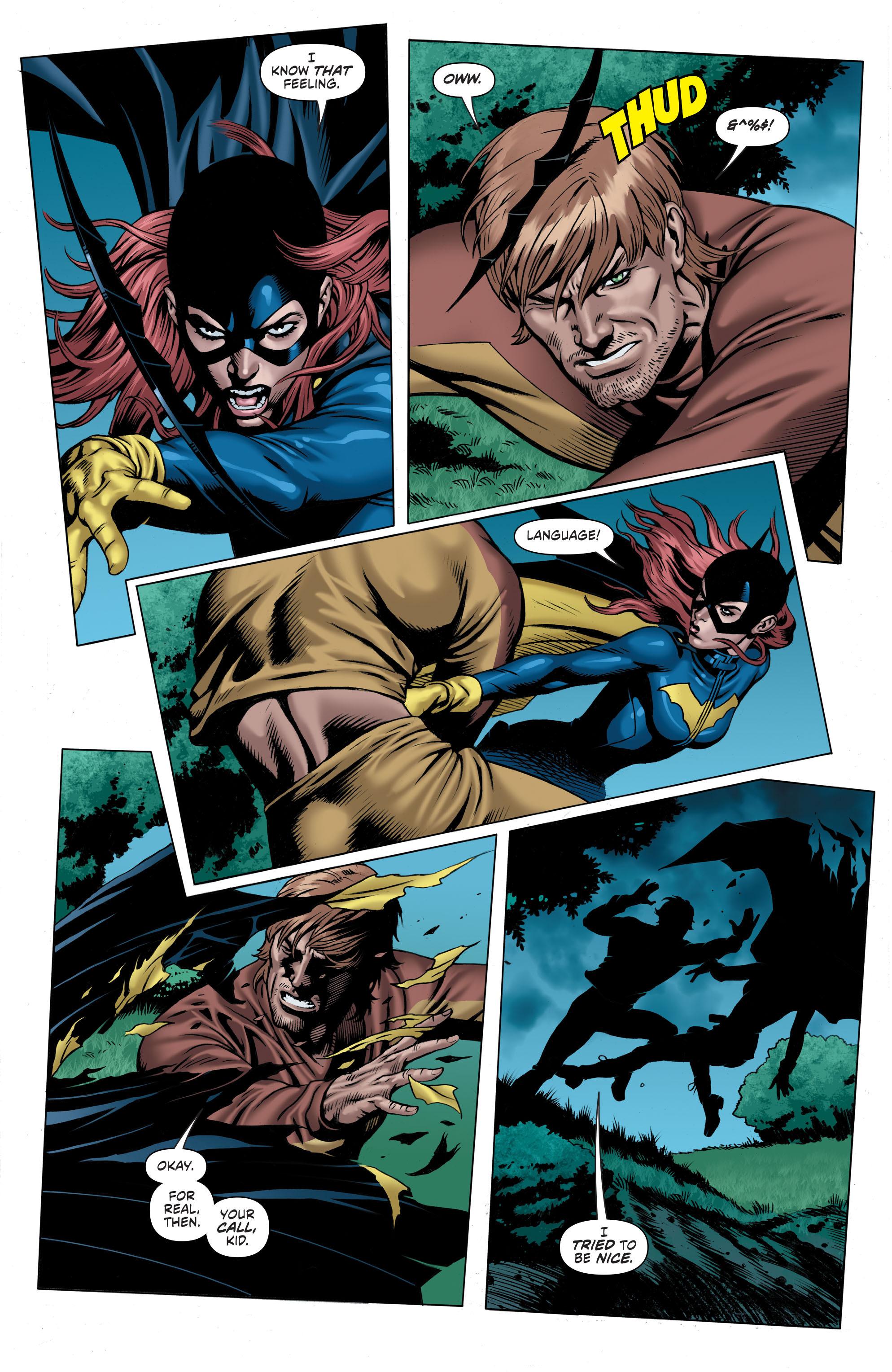 Read online Secret Six (2015) comic -  Issue #11 - 11