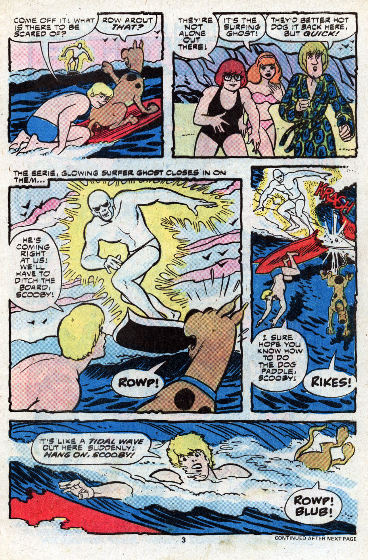 Read online Scooby-Doo (1977) comic -  Issue #9 - 5
