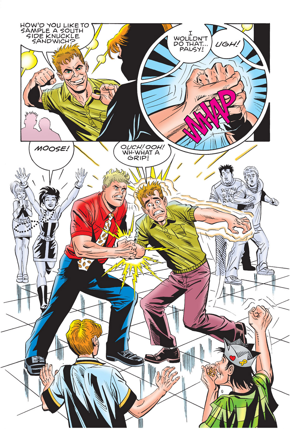 Read online Archie's New Look Series comic -  Issue #3 - 101