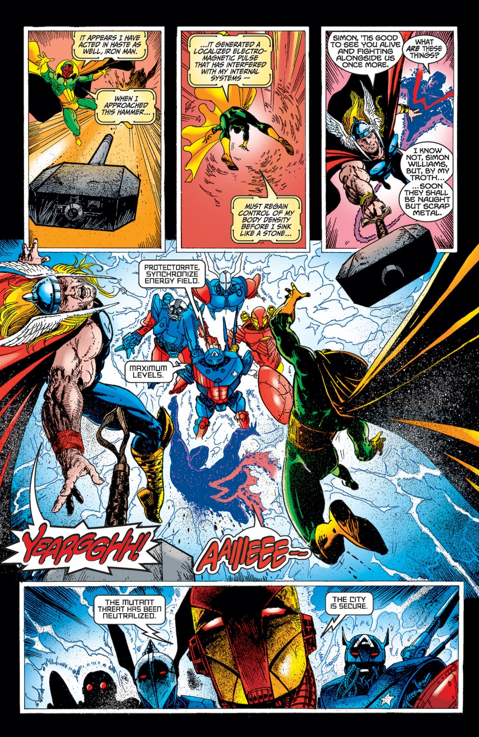 Avengers (1998) issue _Annual_1 - Page 26