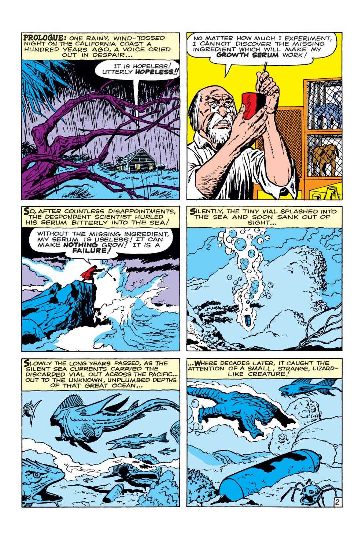 Read online Amazing Adventures (1961) comic -  Issue #6 - 3