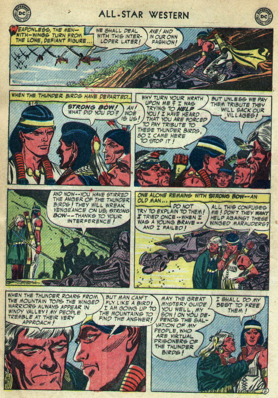 Read online All-Star Western (1951) comic -  Issue #79 - 12