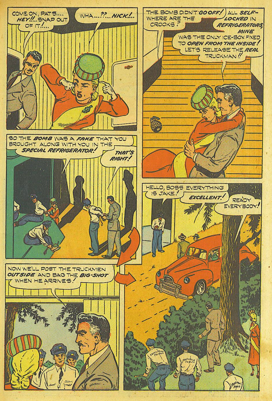 Read online Shadow Comics comic -  Issue #87 - 30