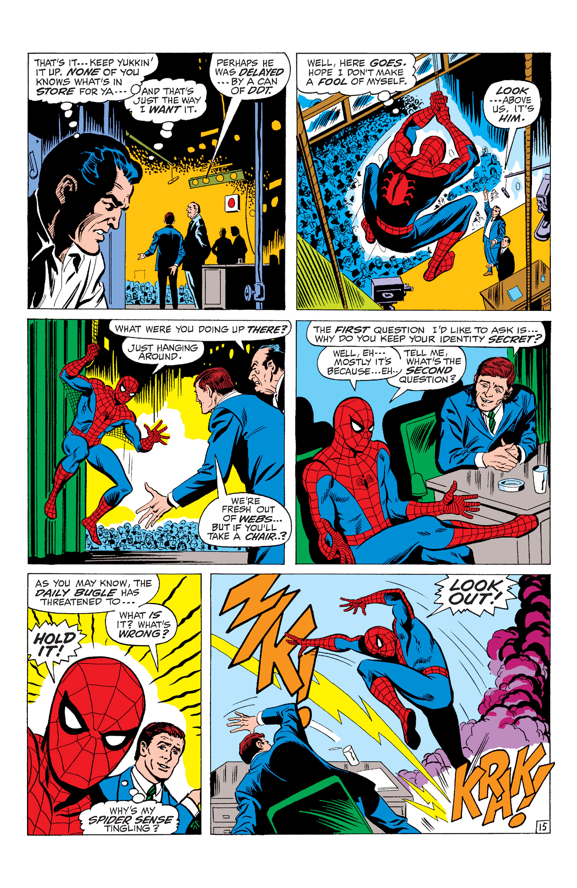 The Amazing Spider-Man (1963) 82 Page 15