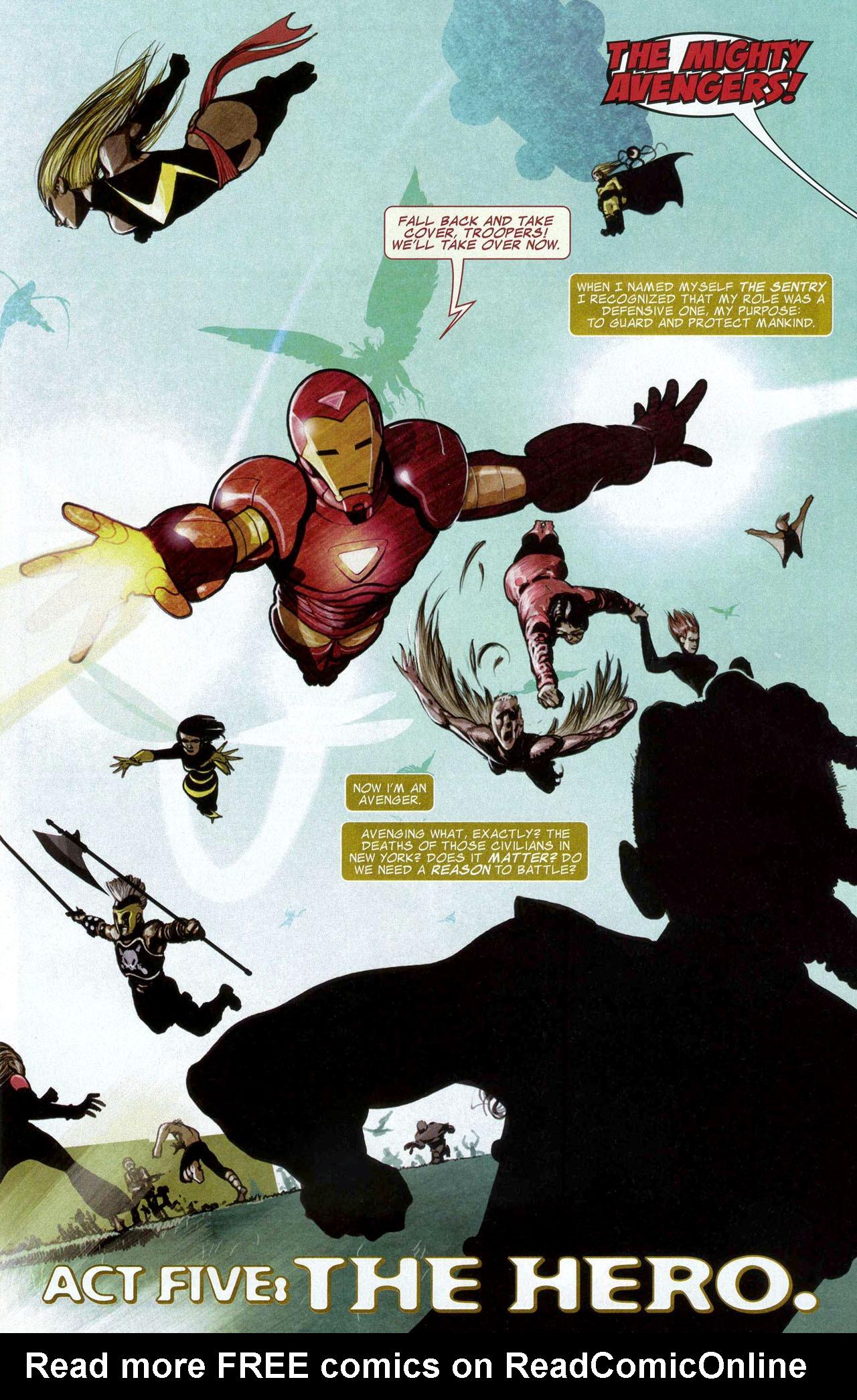 Read online Silent War comic -  Issue #5 - 4