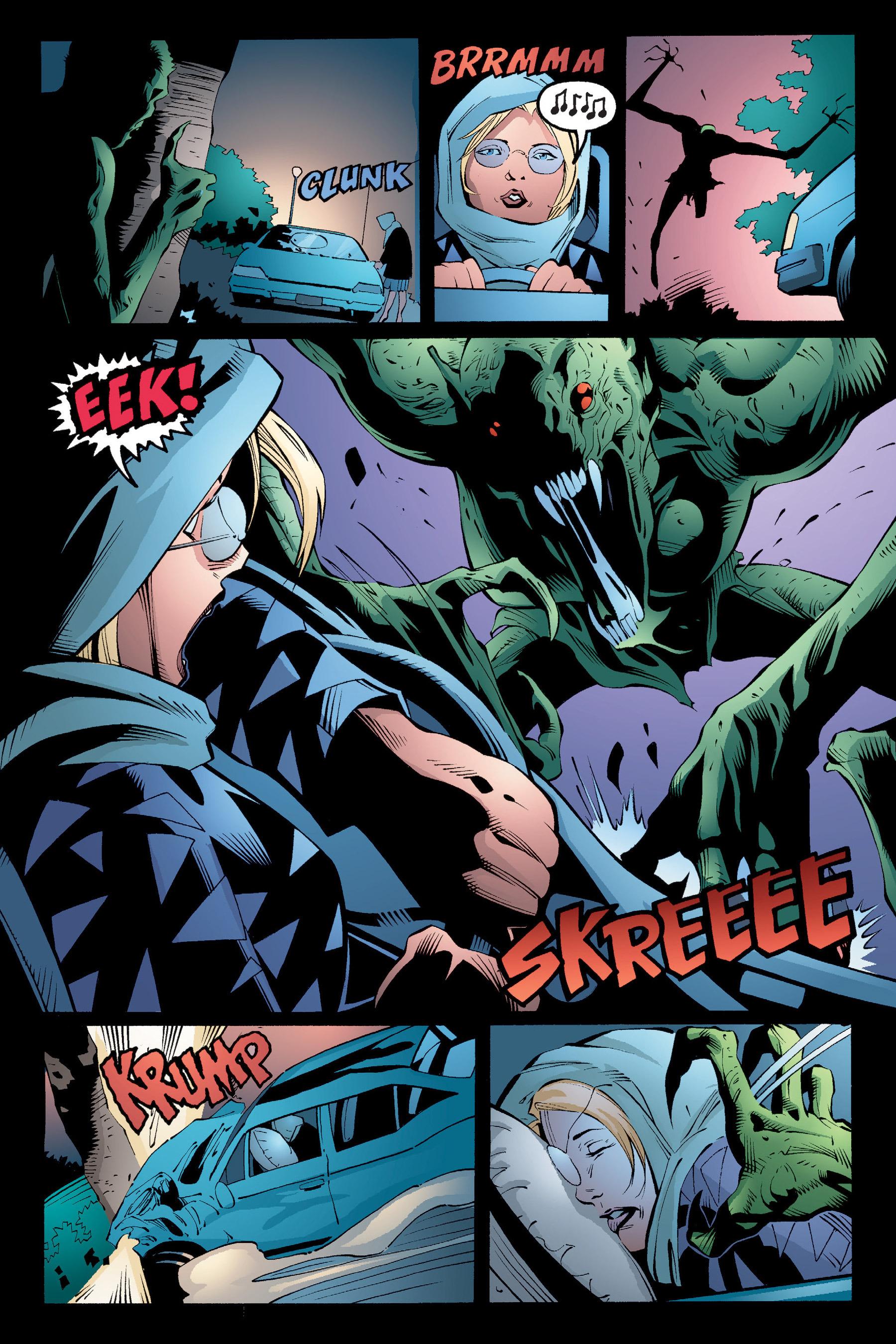 Read online Buffy the Vampire Slayer: Omnibus comic -  Issue # TPB 4 - 19