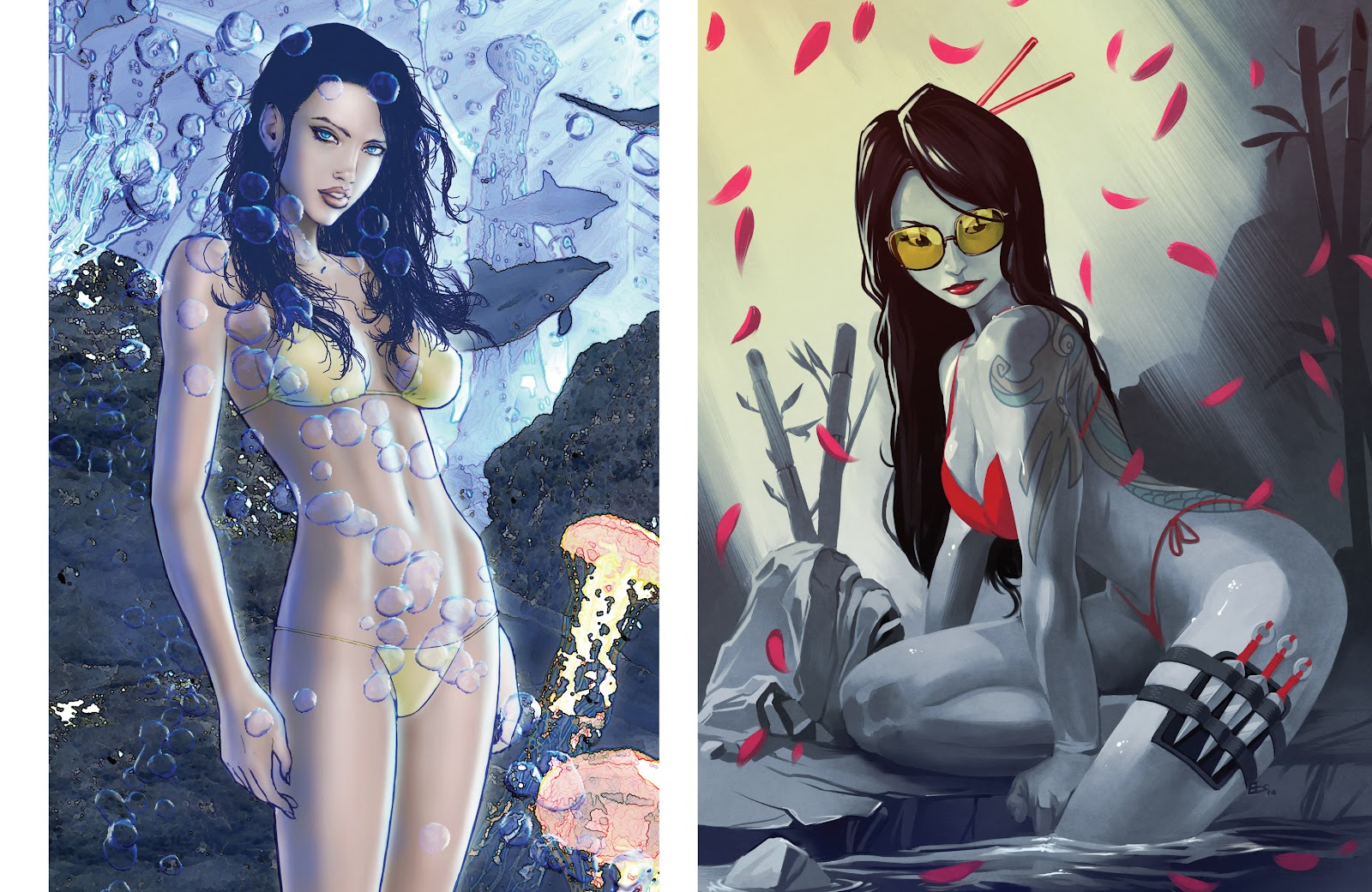 Read online Aspen Splash: Swimsuit Spectacular comic -  Issue # Issue 2013 - 16