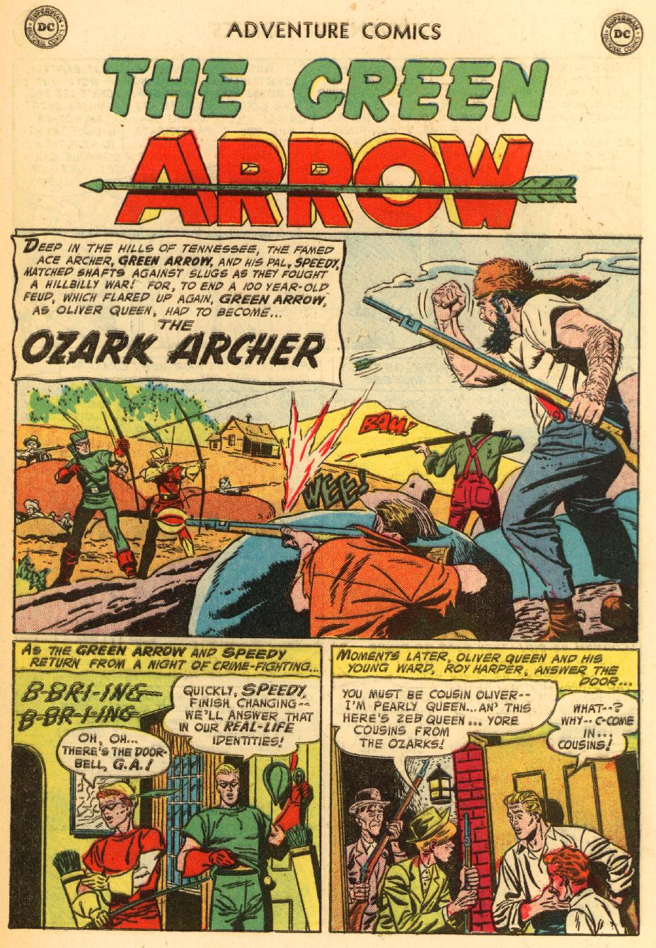 Read online Adventure Comics (1938) comic -  Issue #228 - 27