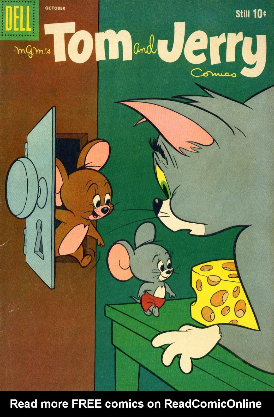 Tom & Jerry Comics 195 Page 1