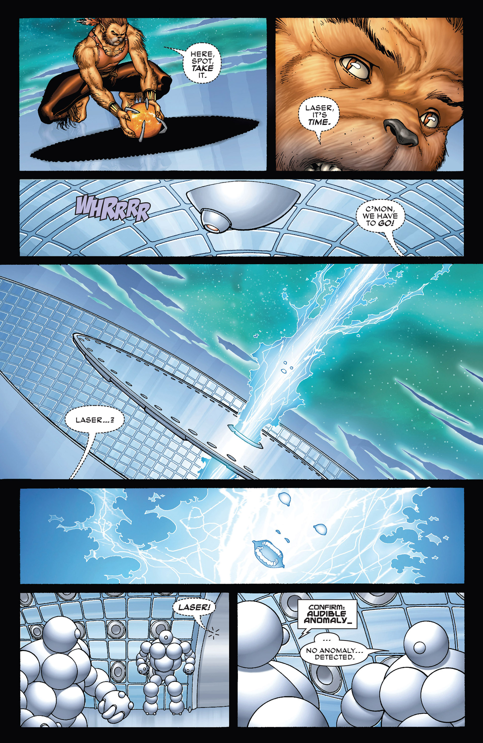 Read online Super-Villain Team-Up/MODOK's 11 comic -  Issue #3 - 13