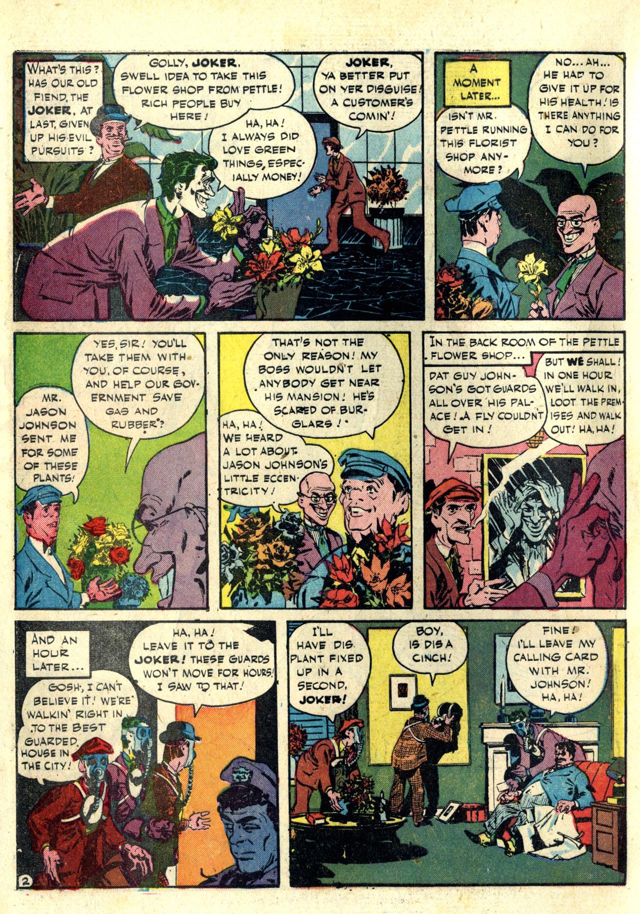 Read online Detective Comics (1937) comic -  Issue #76 - 4