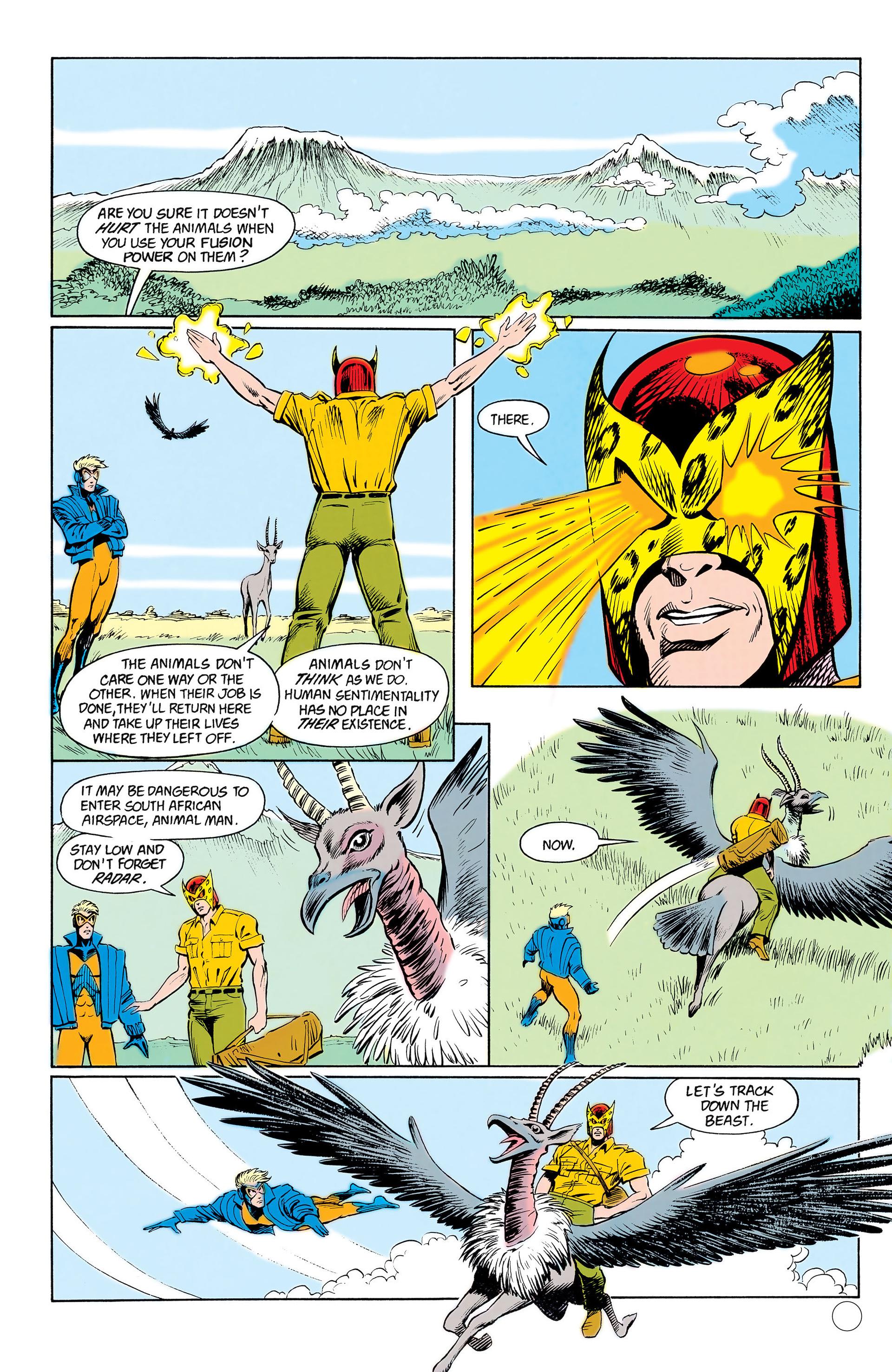 Read online Animal Man (1988) comic -  Issue #13 - 12