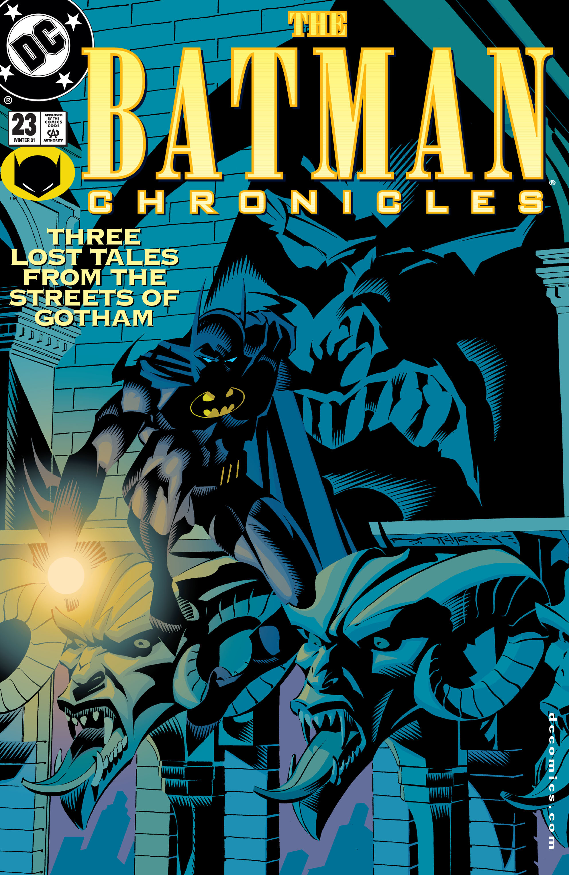 The Batman Chronicles (1995) 23 Page 1