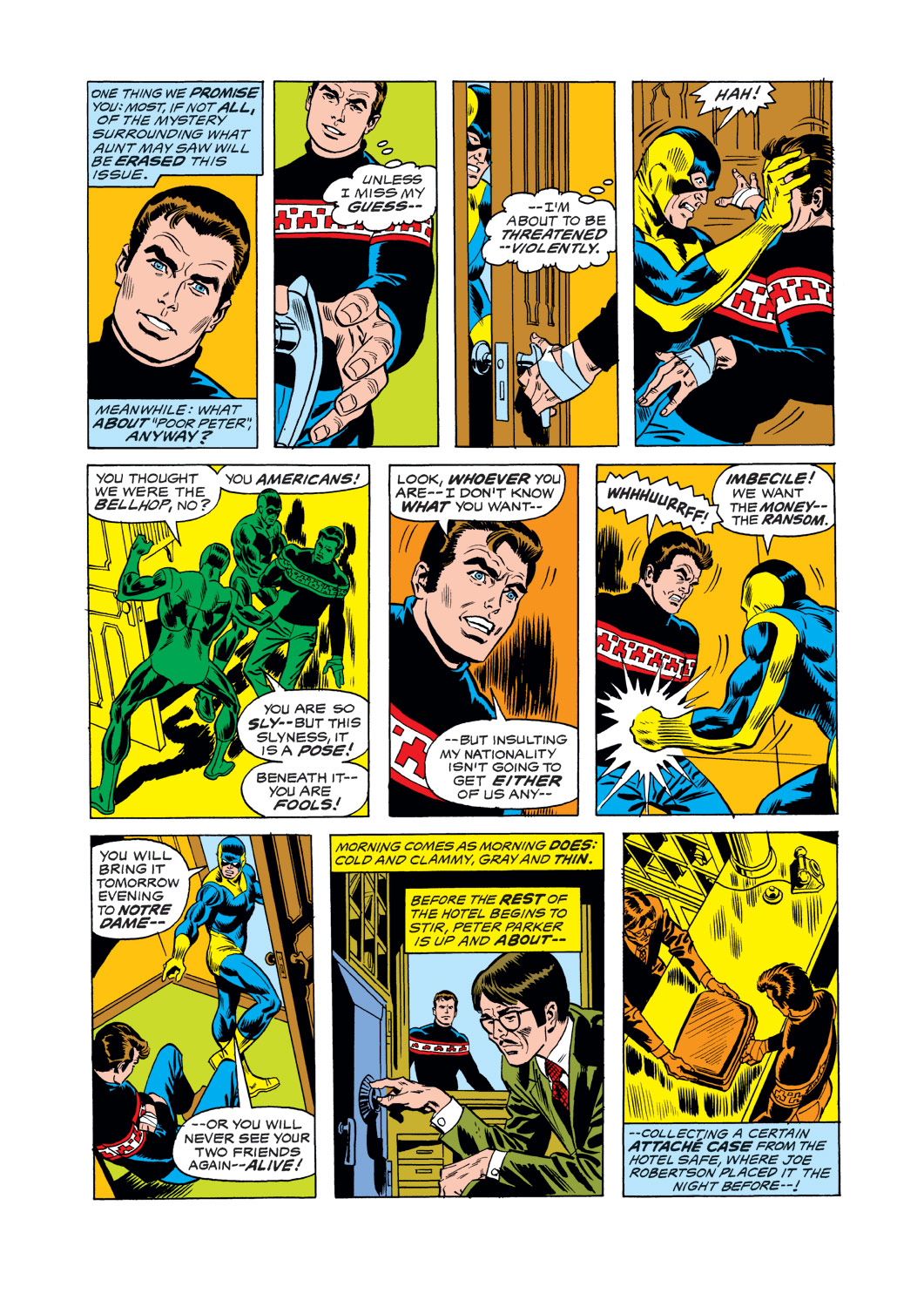 The Amazing Spider-Man (1963) 144 Page 7