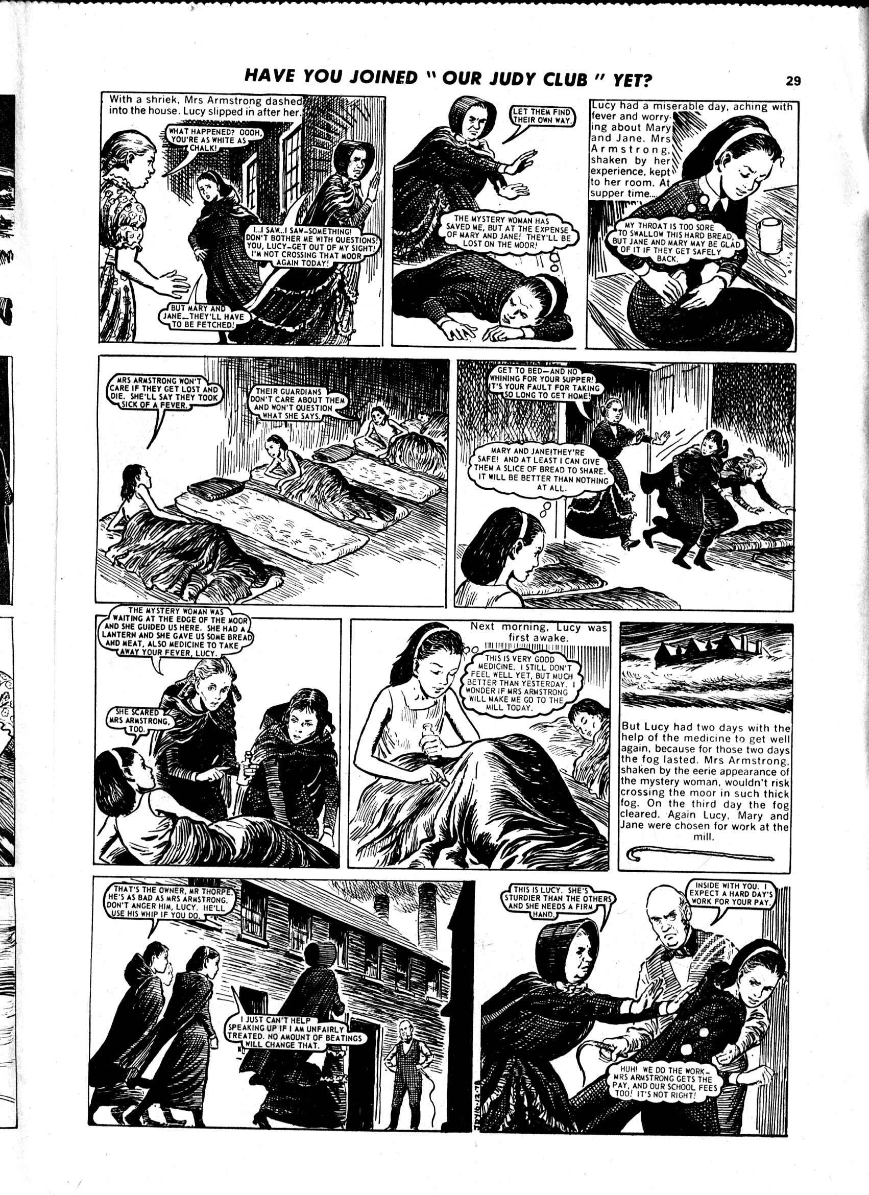 Read online Judy comic -  Issue #988 - 29