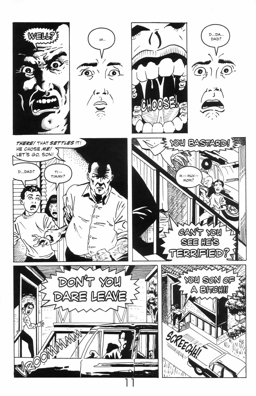 Read online A Touch of Silver comic -  Issue #4 - 13