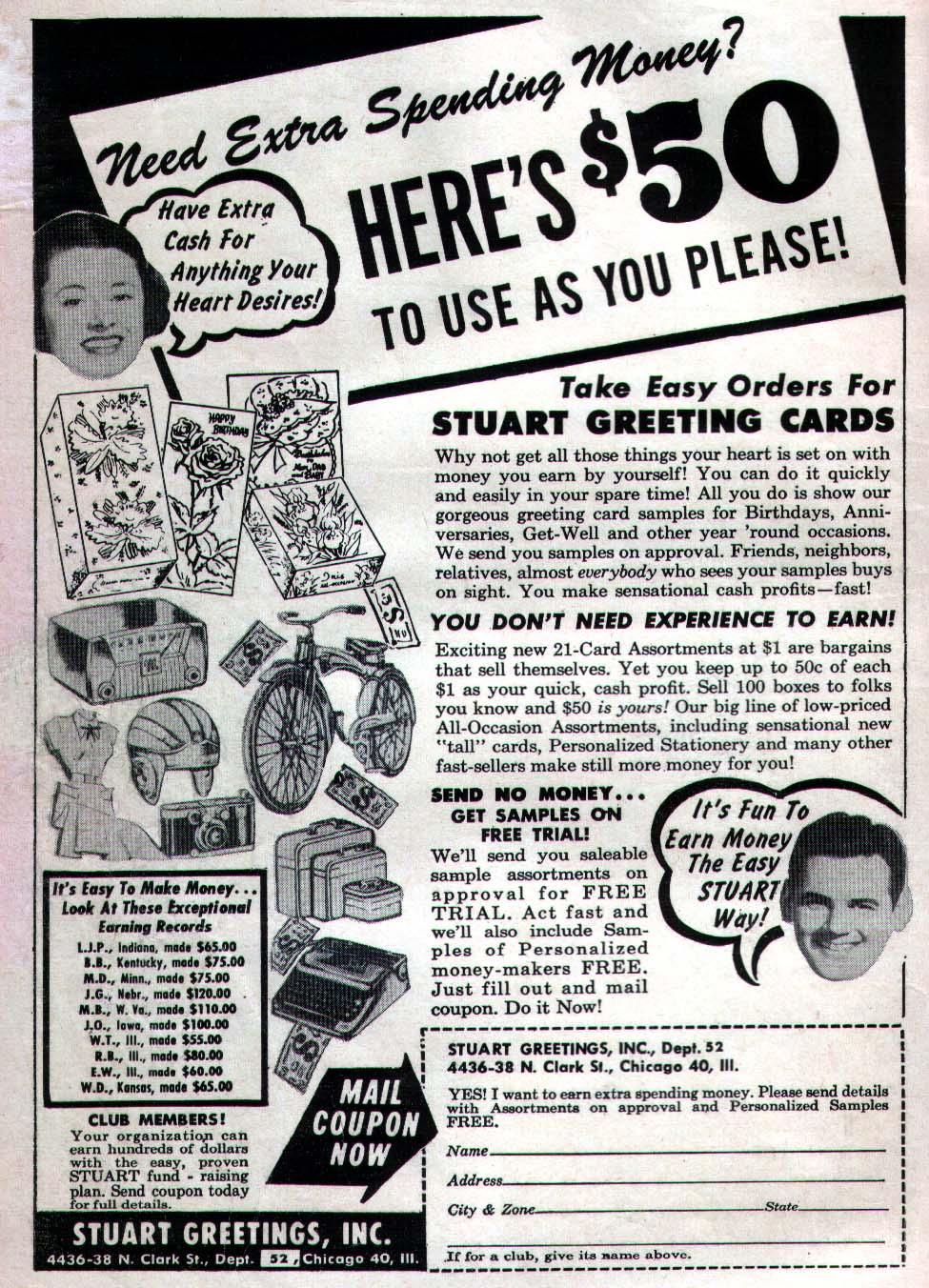 Read online Adventure Comics (1938) comic -  Issue #223 - 2