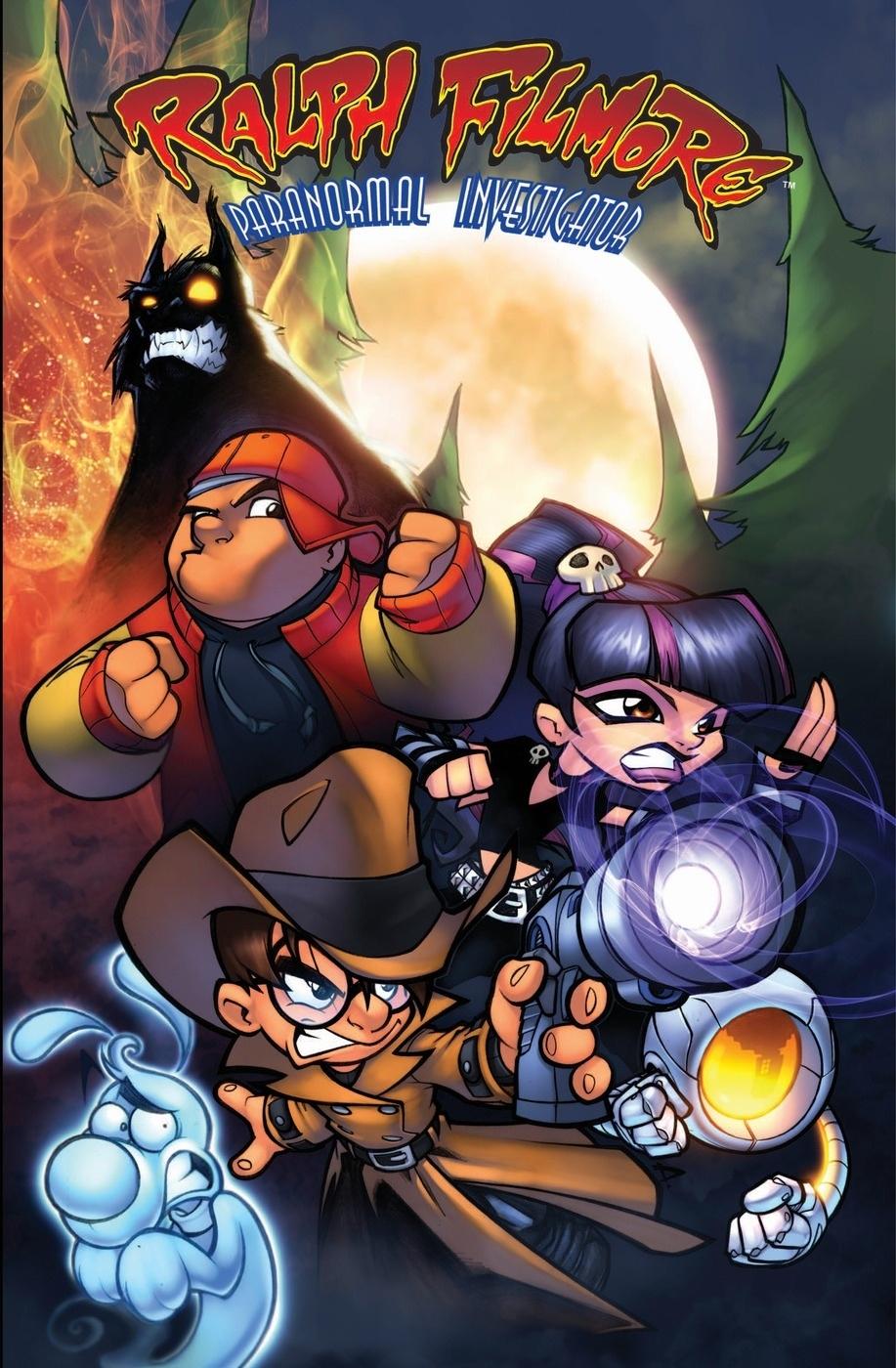 Read online Ralph Filmore comic -  Issue # Full - 1