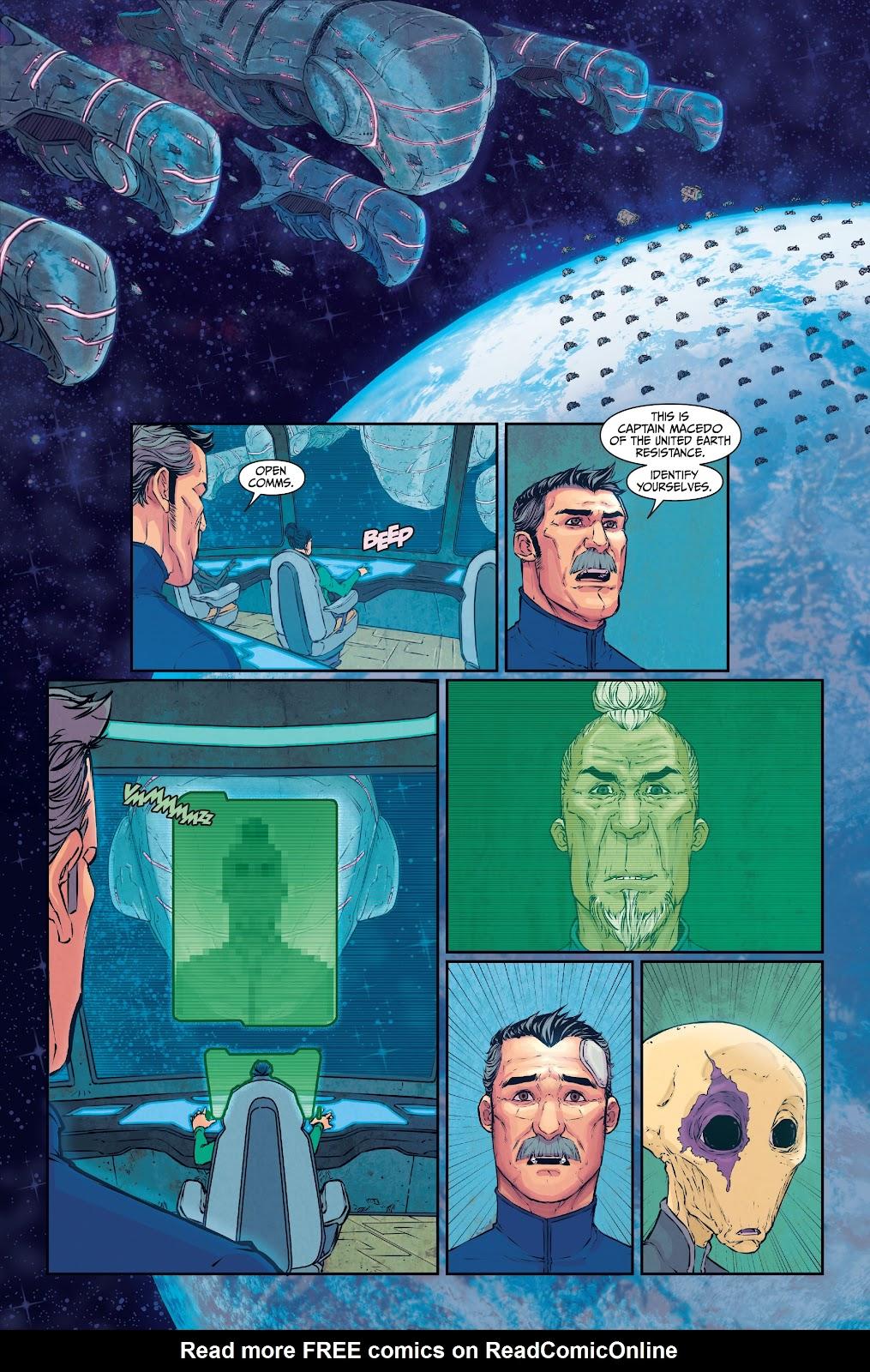 Exilium issue 6 - Page 27